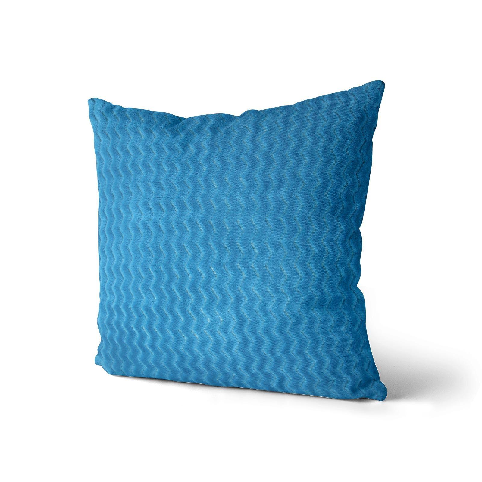 Teal-Blue-Duck-Egg-Cushion-Covers-18-034-x18-034-45cm-x-45cm-Luxury-Cover thumbnail 35
