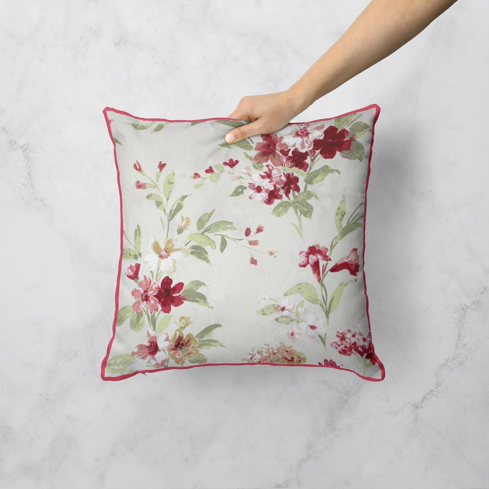 Vino-Tinto-Cushion-Covers-Coleccion-17-034-18-034-43cm-45cm-Cubierta miniatura 23
