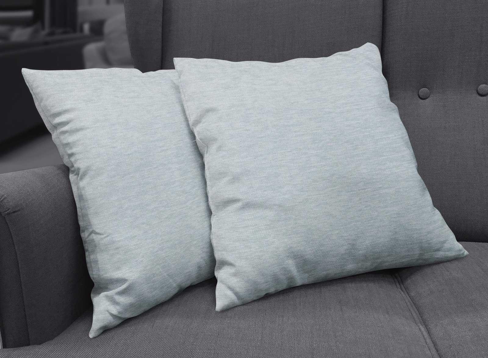 Set-of-2-Chenille-Cushion-Covers-Luxury-Plain-Cushions-Cover-Pairs-18-034-x-18-034 thumbnail 31