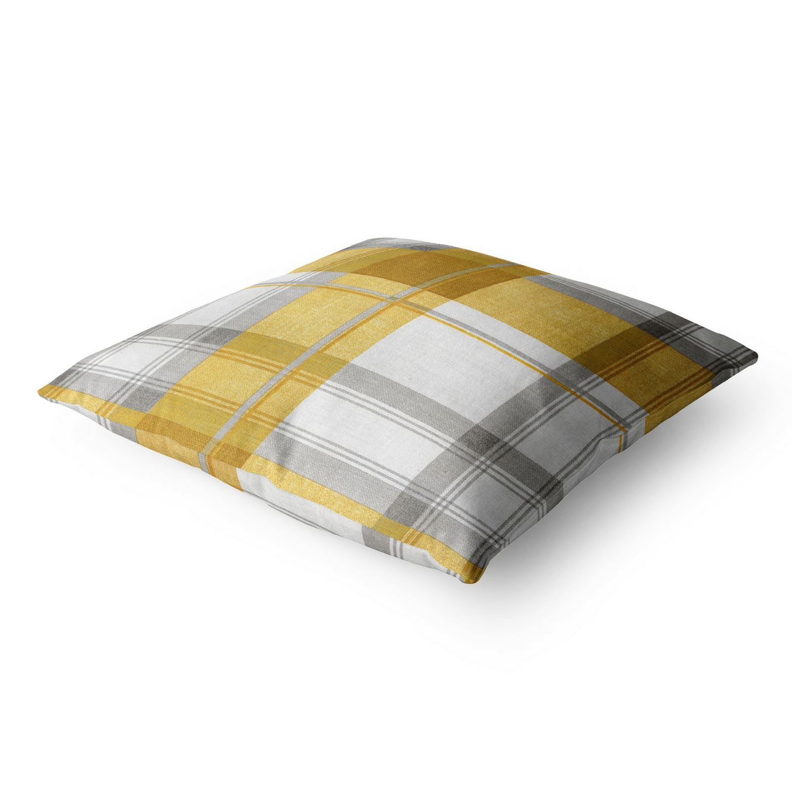 Grey-Ochre-Mustard-Cushion-Cover-Collection-17-034-18-034-Covers-Filled-Cushions thumbnail 21