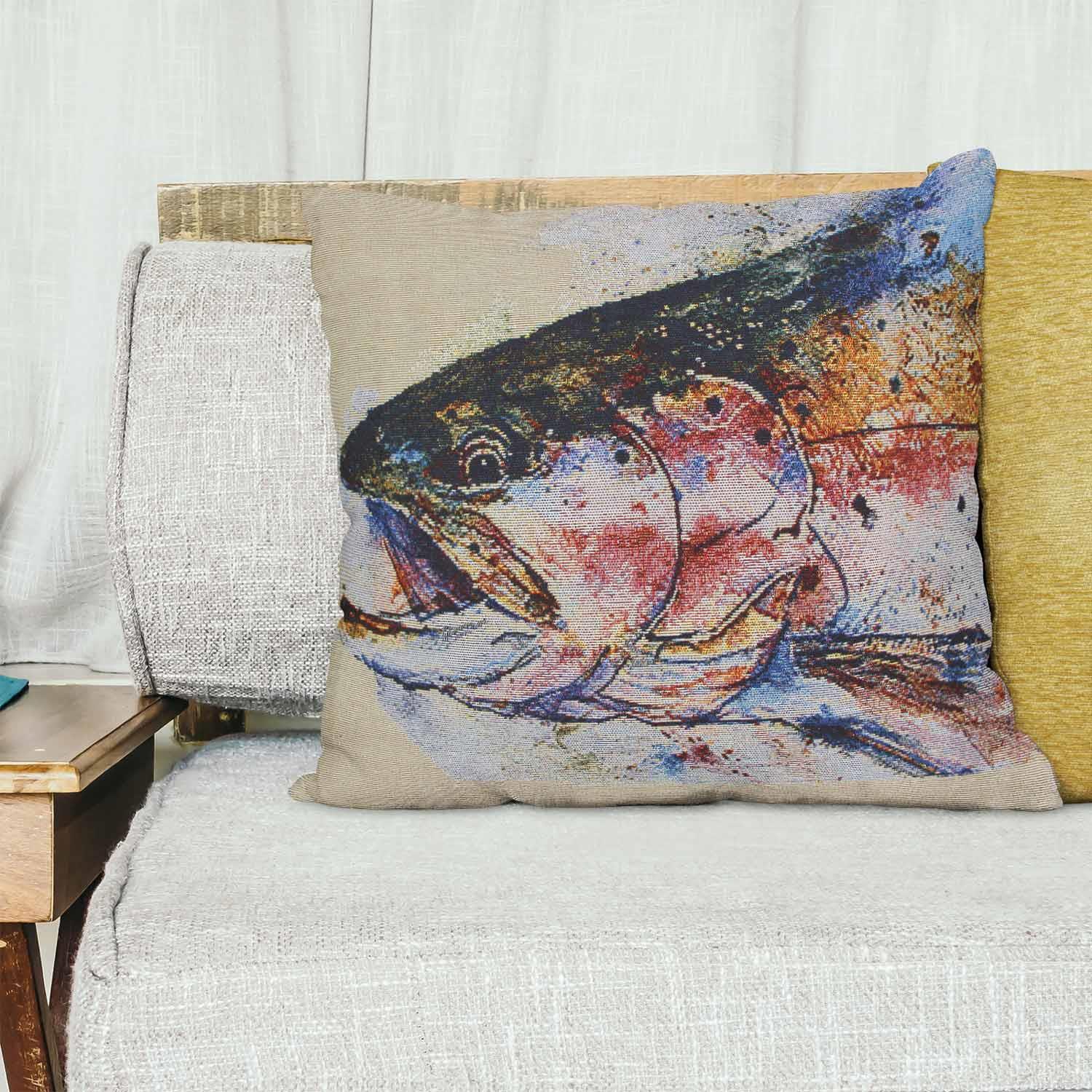 Tapestry-Cushion-Covers-Vintage-Pillow-Cover-Collection-18-034-45cm-Filled-Cushions thumbnail 218