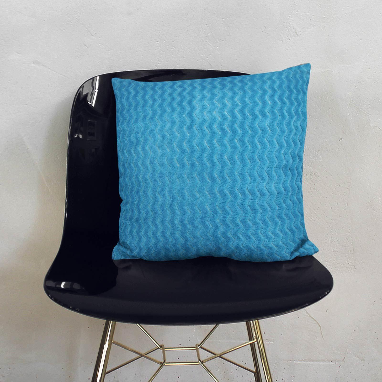 Teal-Blue-Duck-Egg-Cushion-Covers-18-034-x18-034-45cm-x-45cm-Luxury-Cover thumbnail 37