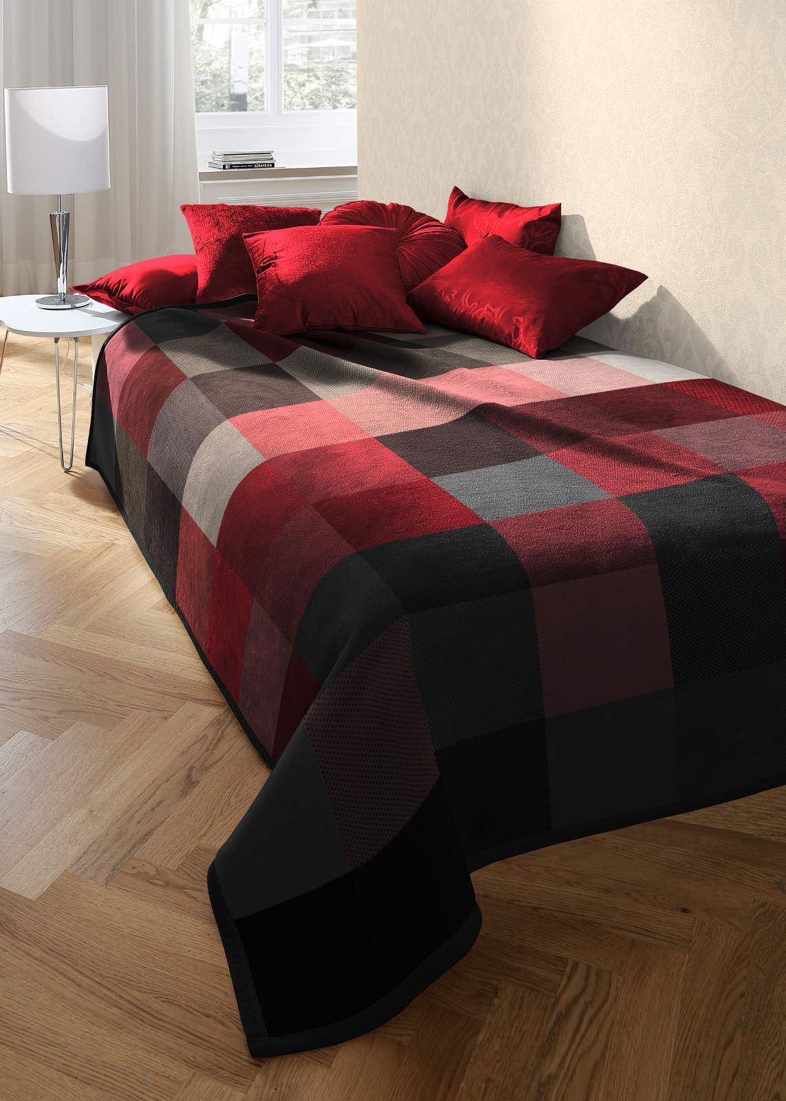 Biederlack® Thermosoft Luxury Throw Blankets Super Soft ...