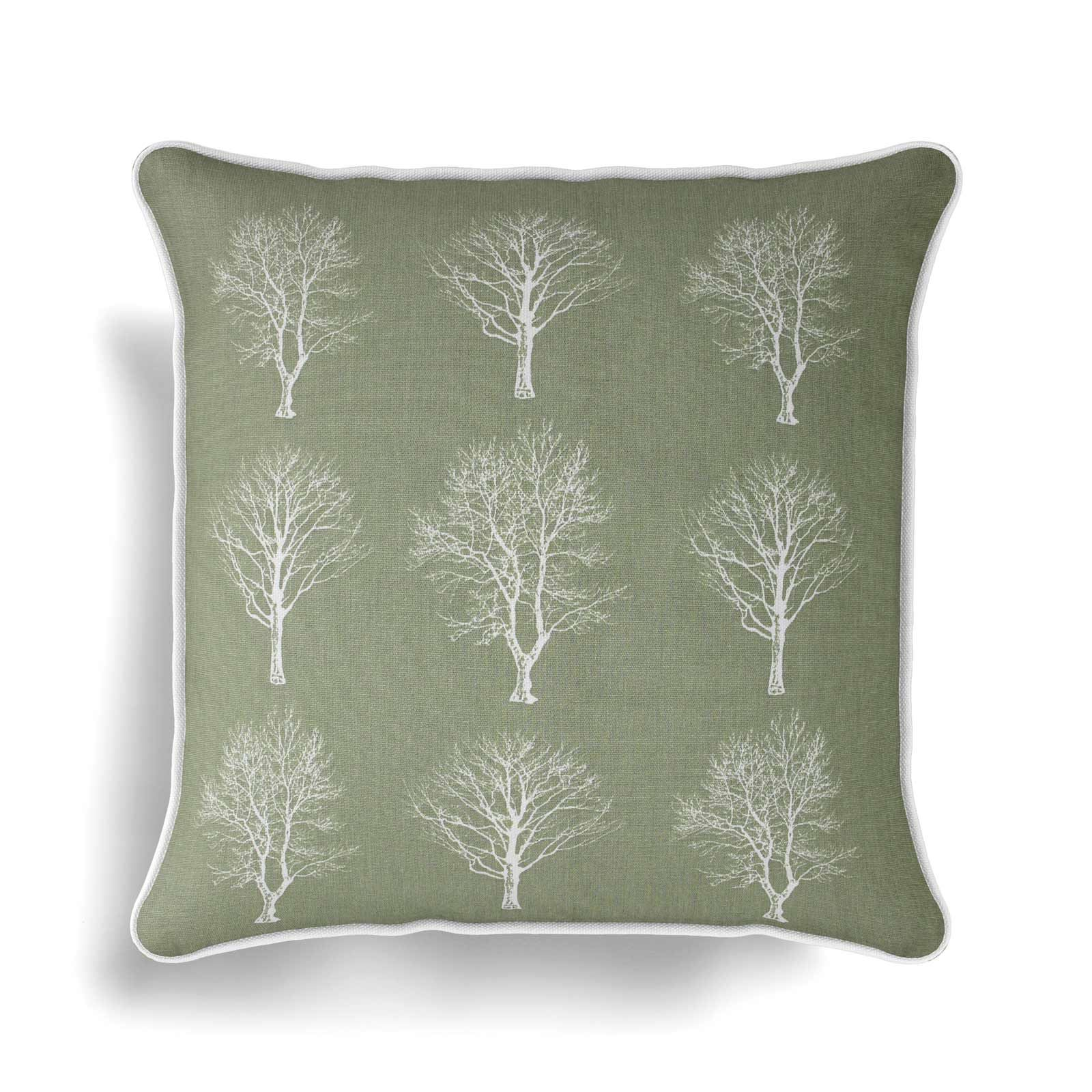 Woodland-Trees-Cushion-Cover-Modern-Reversible-Tree-Print-Covers-17-034-x-17-034 thumbnail 24