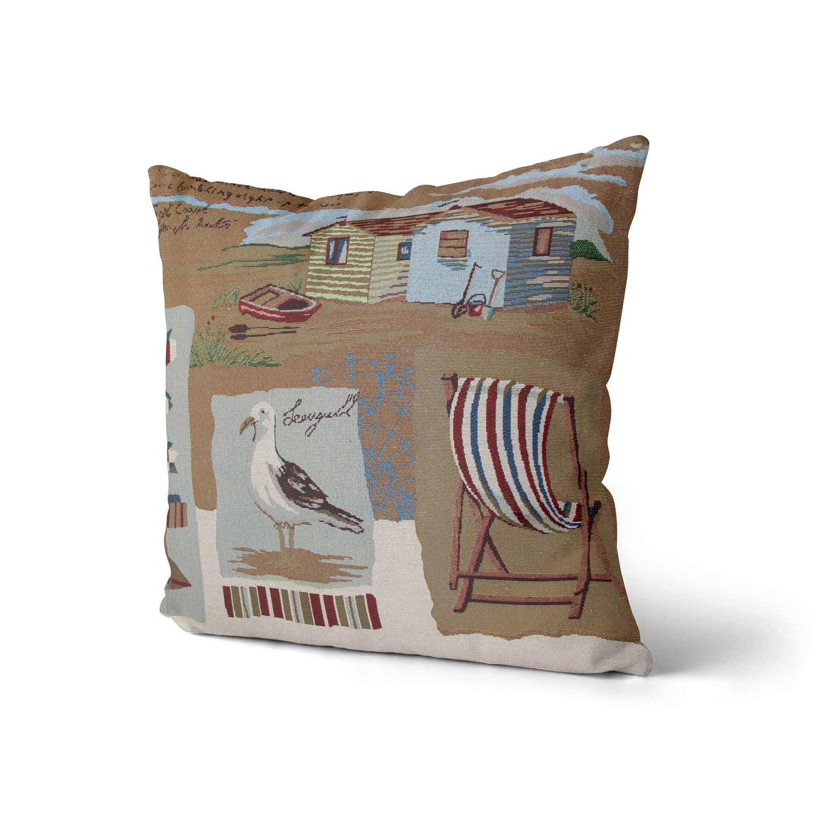 Tapestry-Cushion-Covers-Vintage-Pillow-Cover-Collection-18-034-45cm-Filled-Cushions thumbnail 176