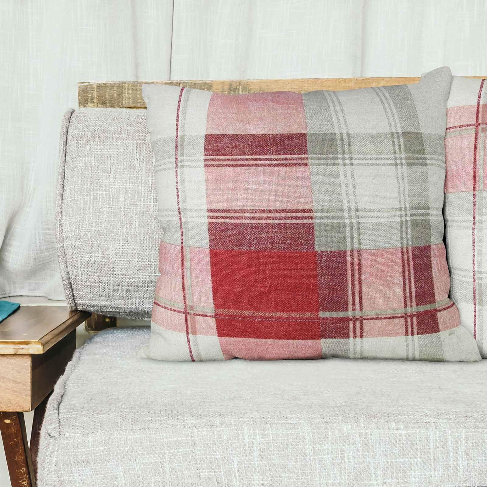 Vino-Tinto-Cushion-Covers-Coleccion-17-034-18-034-43cm-45cm-Cubierta miniatura 41
