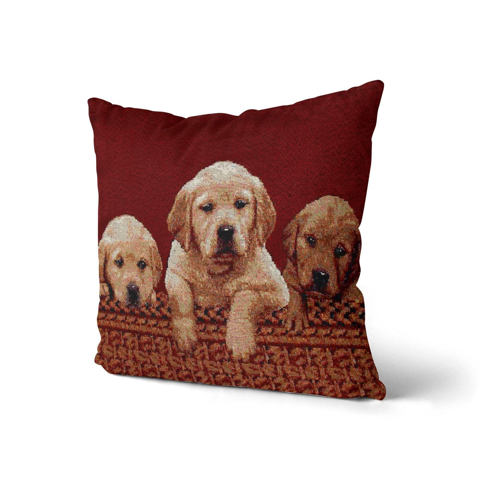 Tapestry-Cushion-Covers-Vintage-Pillow-Cover-Collection-18-034-45cm-Filled-Cushions thumbnail 104