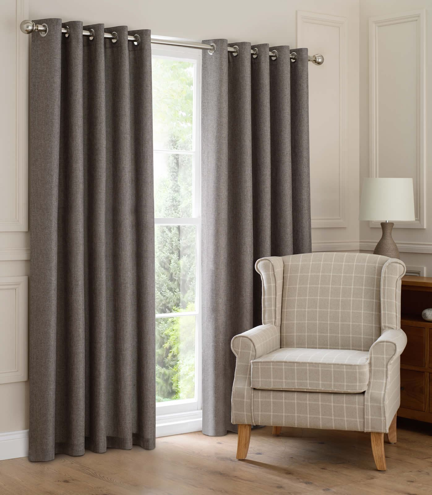 Montana Eyelet Curtains