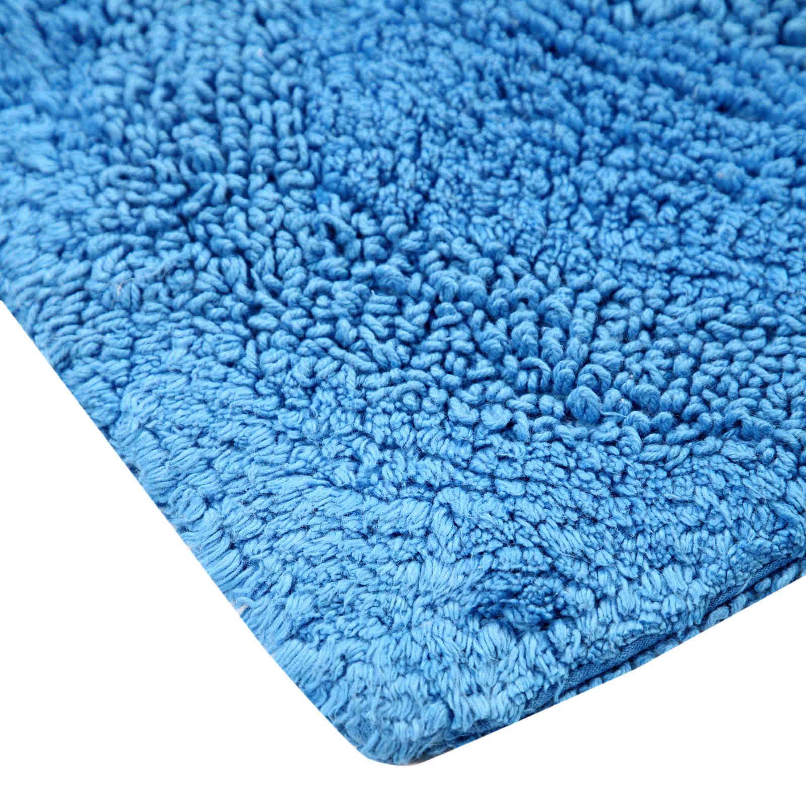 chevron 100 cotton modern bath mat luxury shower mats absorbent bathroom rug ebay. Black Bedroom Furniture Sets. Home Design Ideas