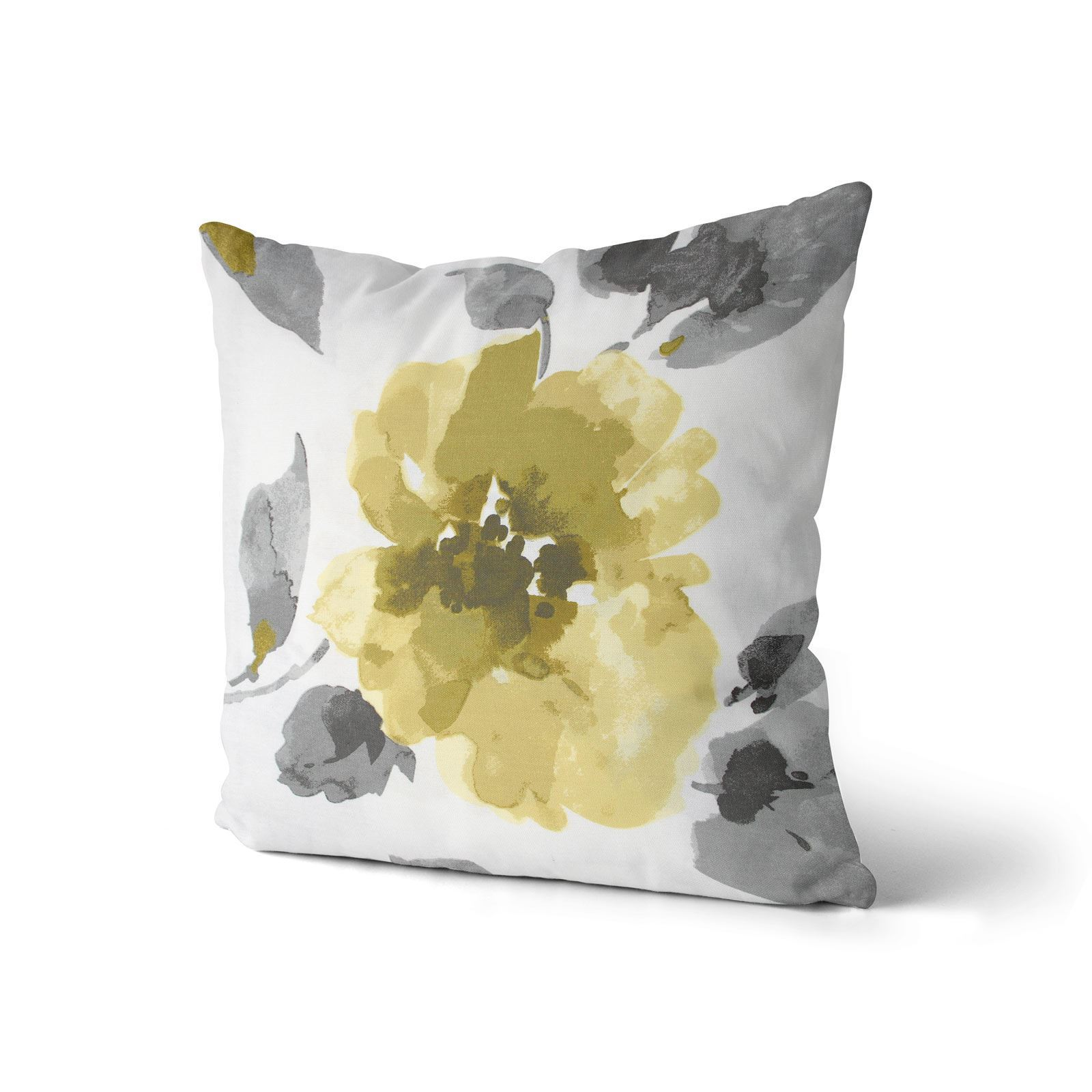 Grey-Ochre-Mustard-Cushion-Cover-Collection-17-034-18-034-Covers-Filled-Cushions thumbnail 17