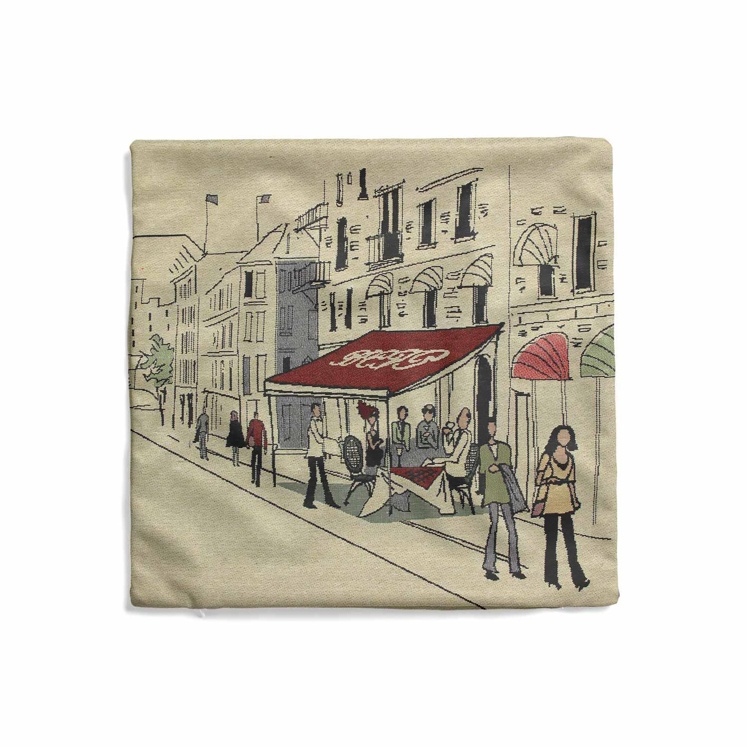 Tapestry-Cushion-Covers-Vintage-Pillow-Cover-Collection-18-034-45cm-Filled-Cushions thumbnail 200