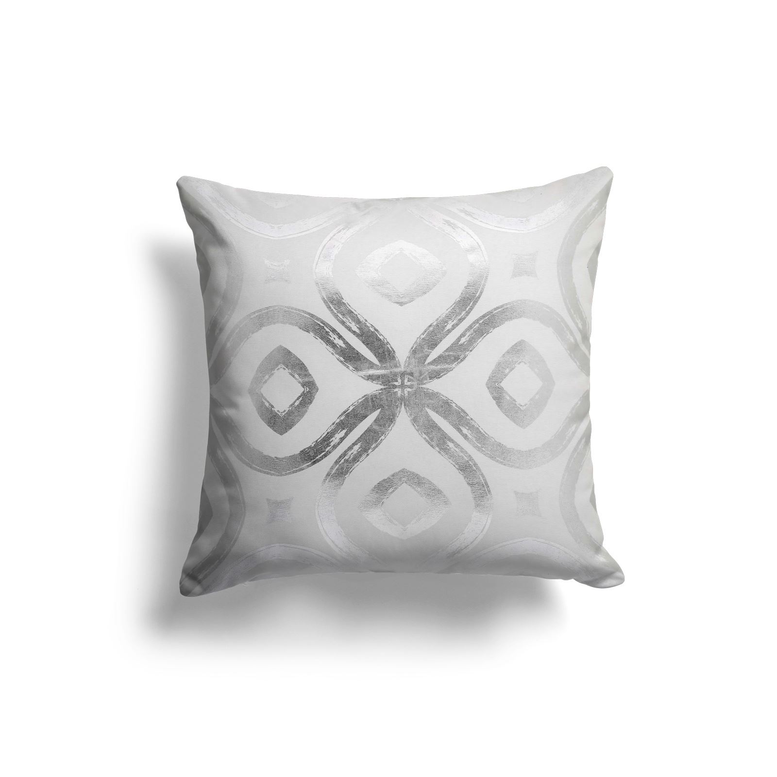 Sparkle Silver Grey Cushion Cover Collection 18 Quot X18