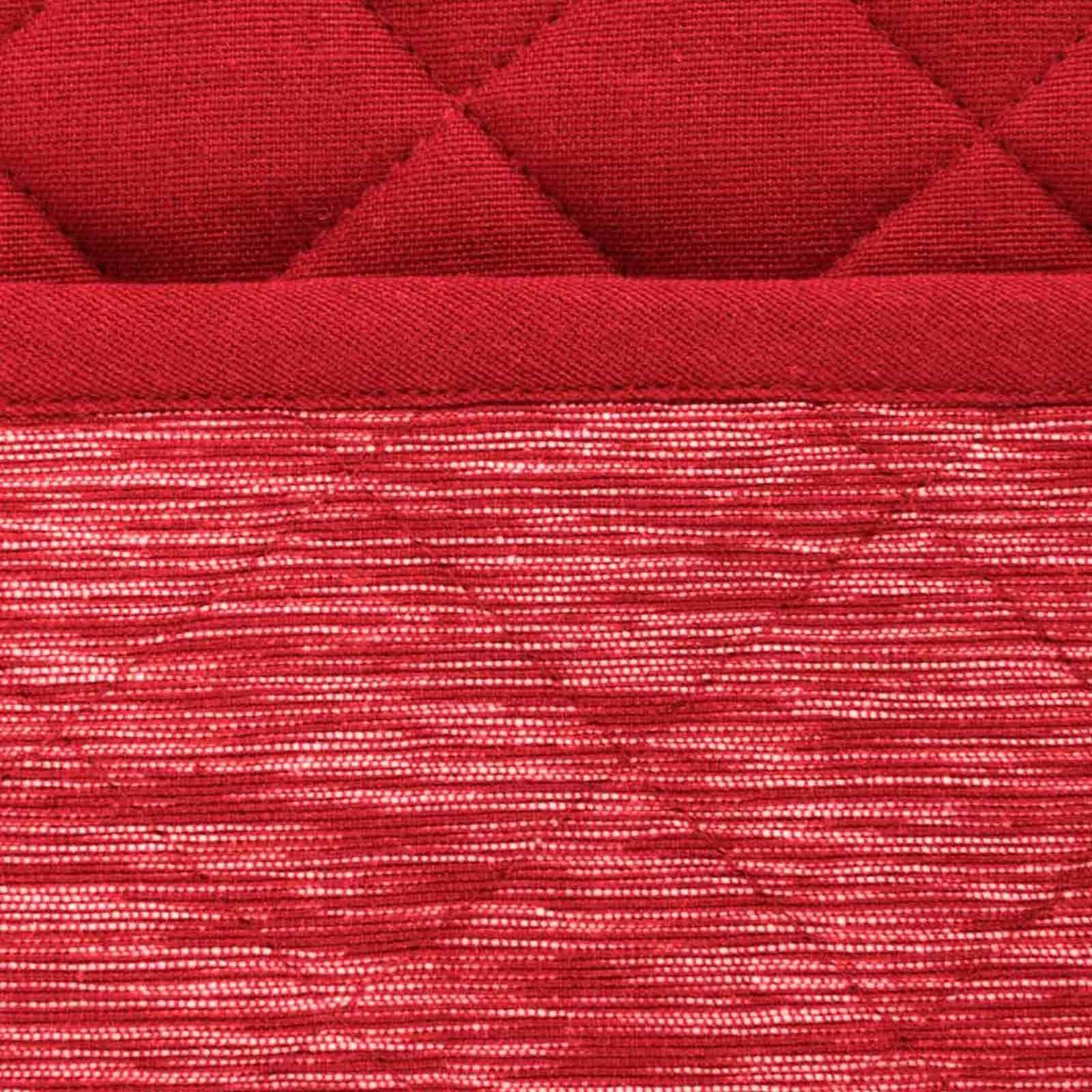 Four-Double-Gants-100-Resistant-a-La-Chaleur-Coton-Rembourre-maniques miniature 24