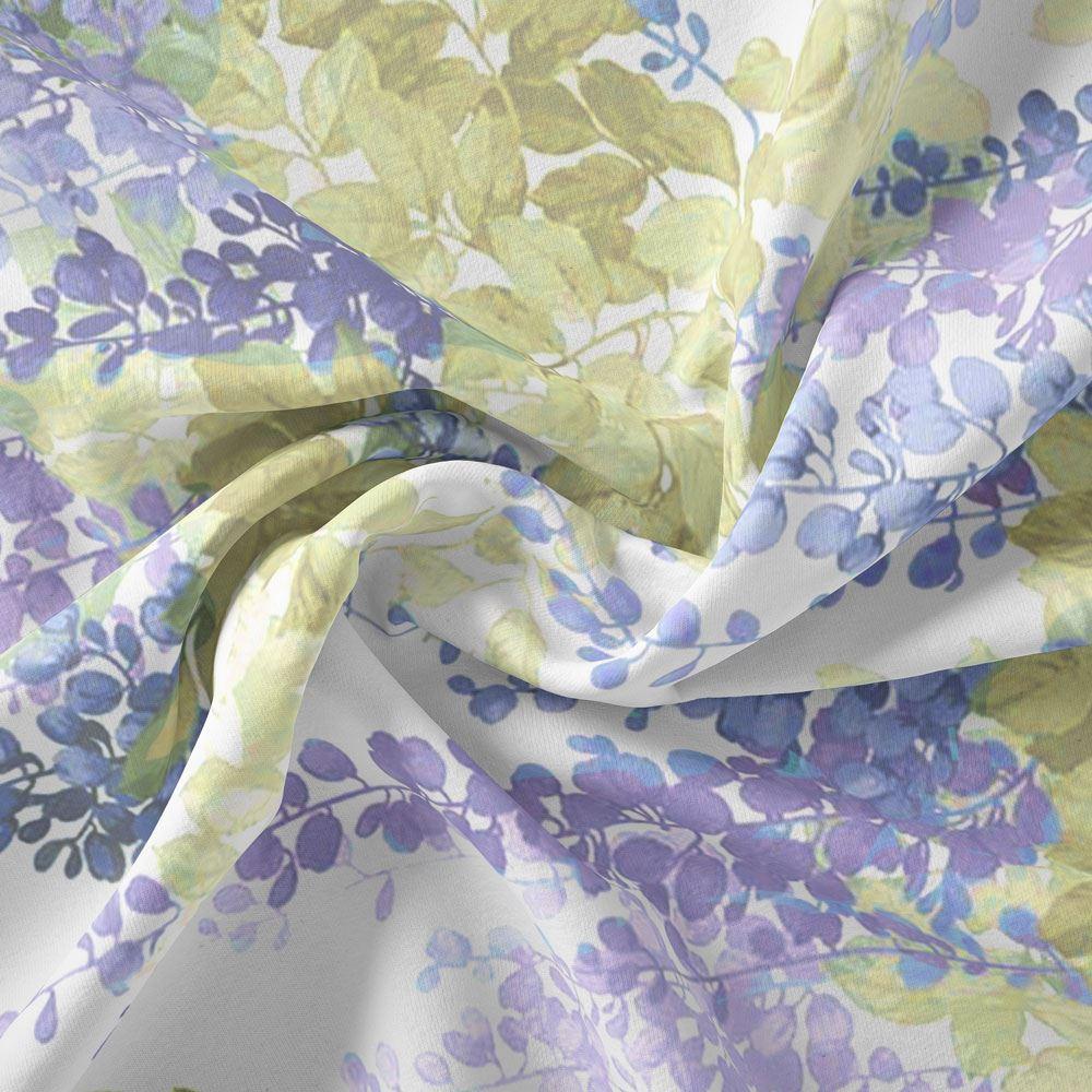 Funda-nordica-azul-azul-marino-verde-azulado-edredon-algodon-estampado-juego-conjuntos-de-cama-cubre miniatura 28
