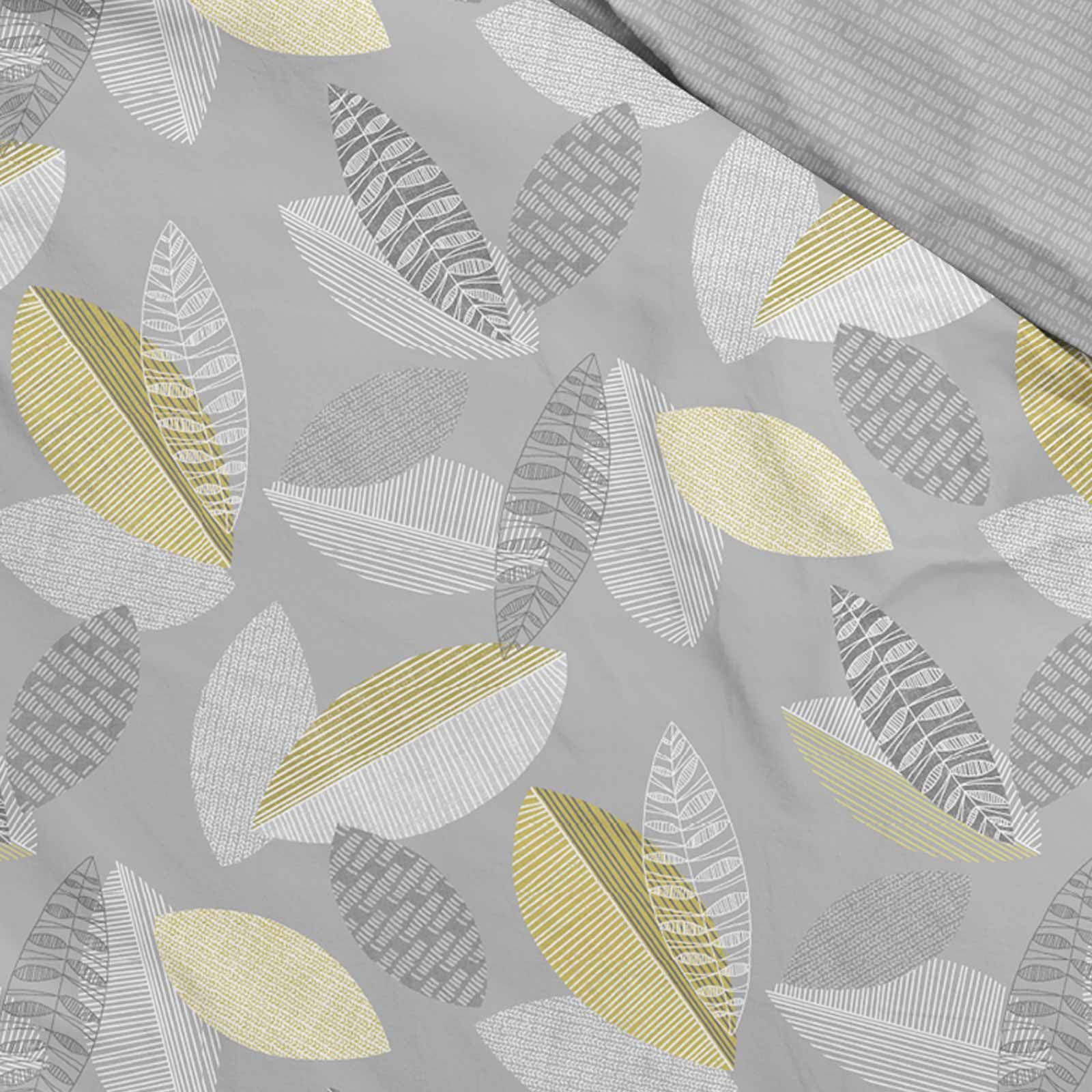 Mostaza-amarillo-ocre-Conjunto-de-Edredon-De-Funda-De-Edredon-Funda-De-Almohada-Individual-Doble miniatura 34