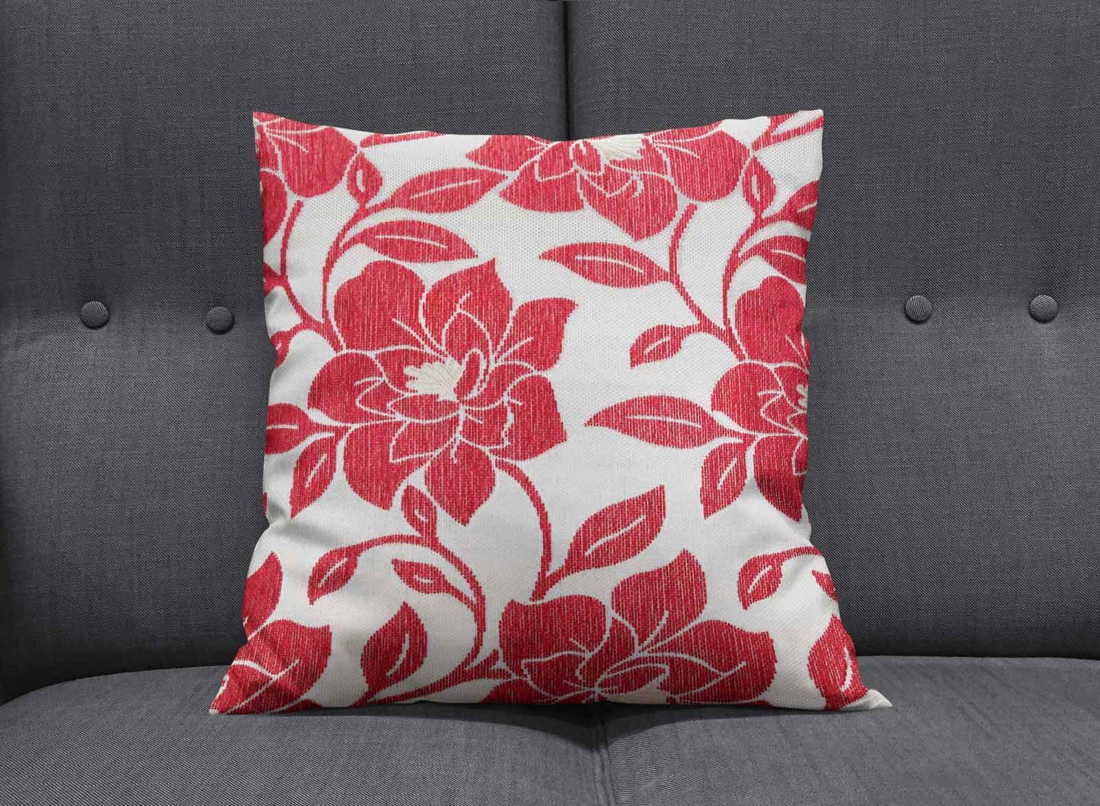 Vino-Tinto-Cushion-Covers-Coleccion-17-034-18-034-43cm-45cm-Cubierta miniatura 52