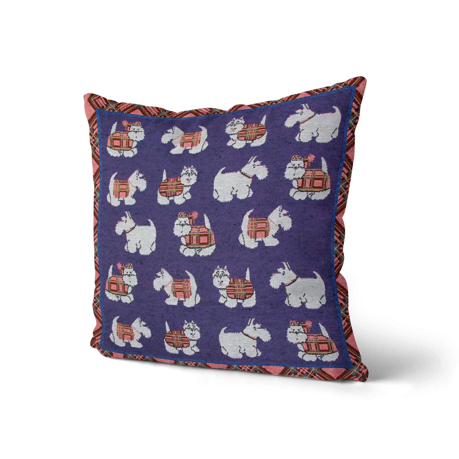 Tapestry-Cushion-Covers-Vintage-Pillow-Cover-Collection-18-034-45cm-Filled-Cushions thumbnail 236