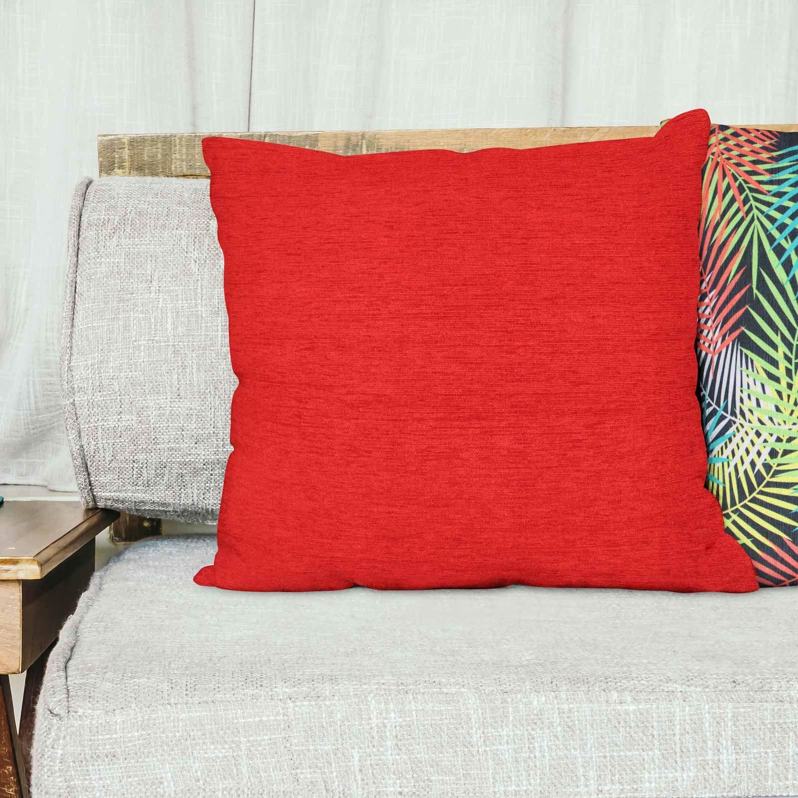 Vino-Tinto-Cushion-Covers-Coleccion-17-034-18-034-43cm-45cm-Cubierta miniatura 7