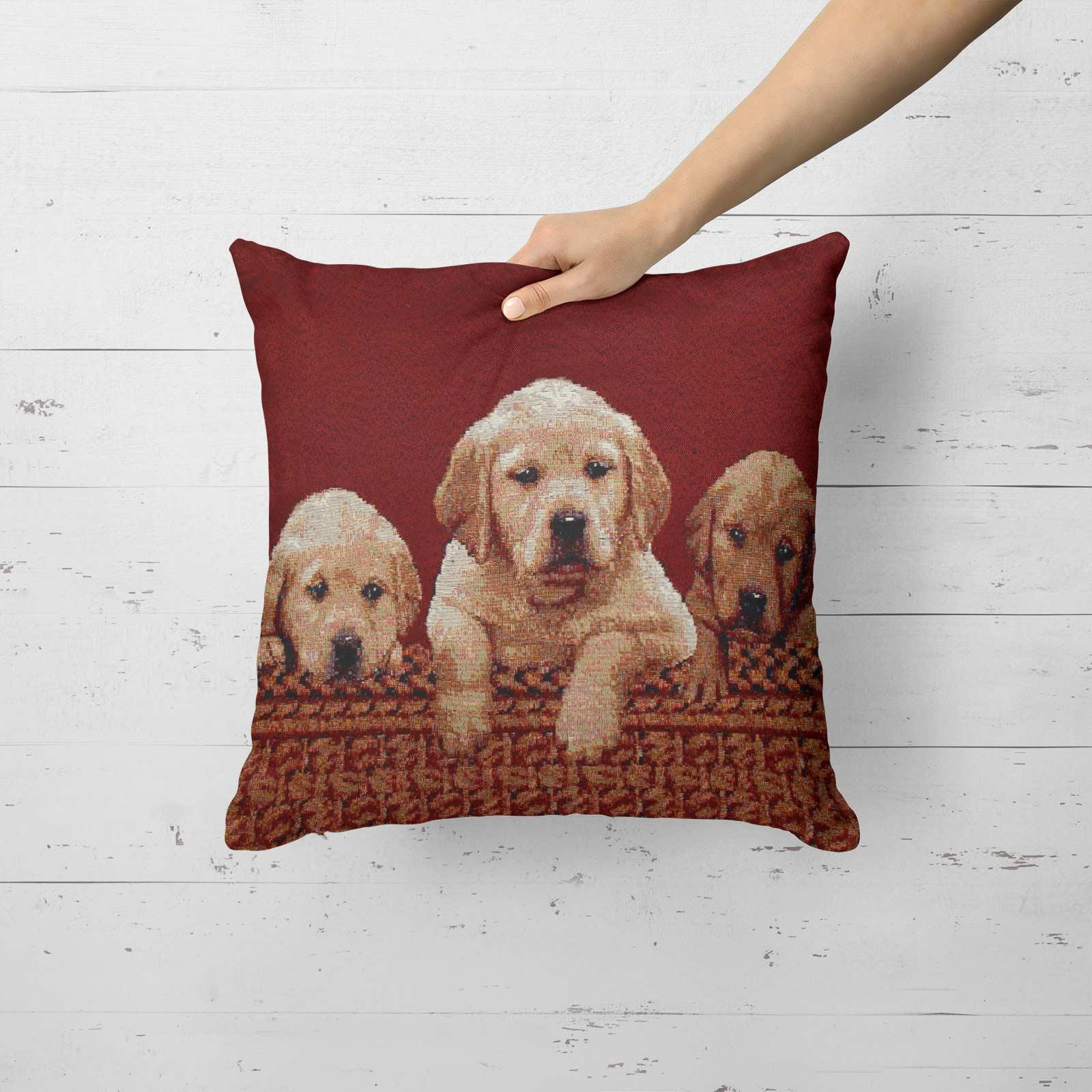 Tapestry-Cushion-Covers-Vintage-Pillow-Cover-Collection-18-034-45cm-Filled-Cushions thumbnail 105