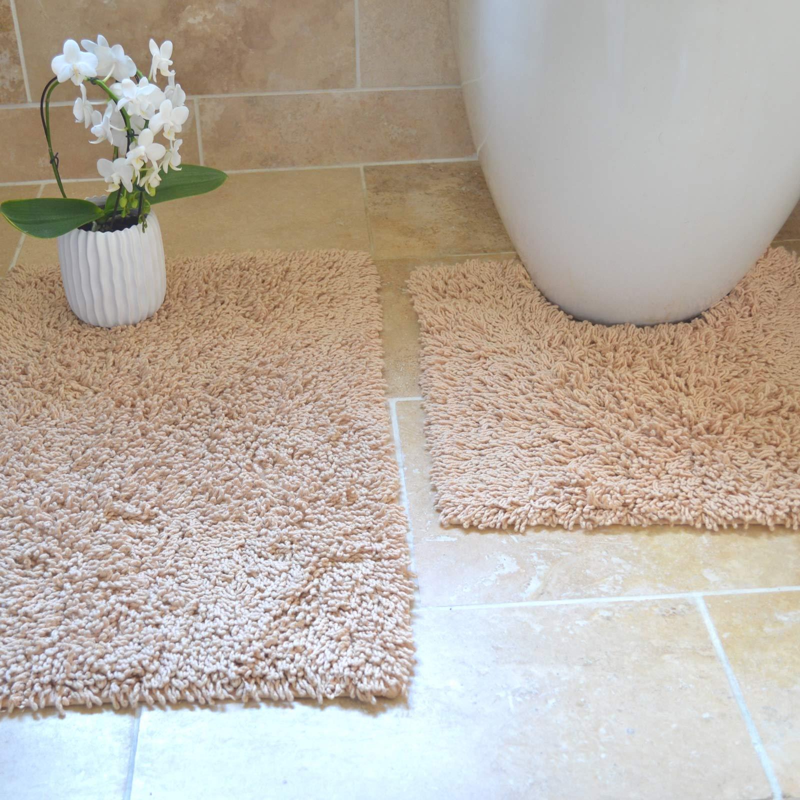 Large Tumble Twist Bath Mats