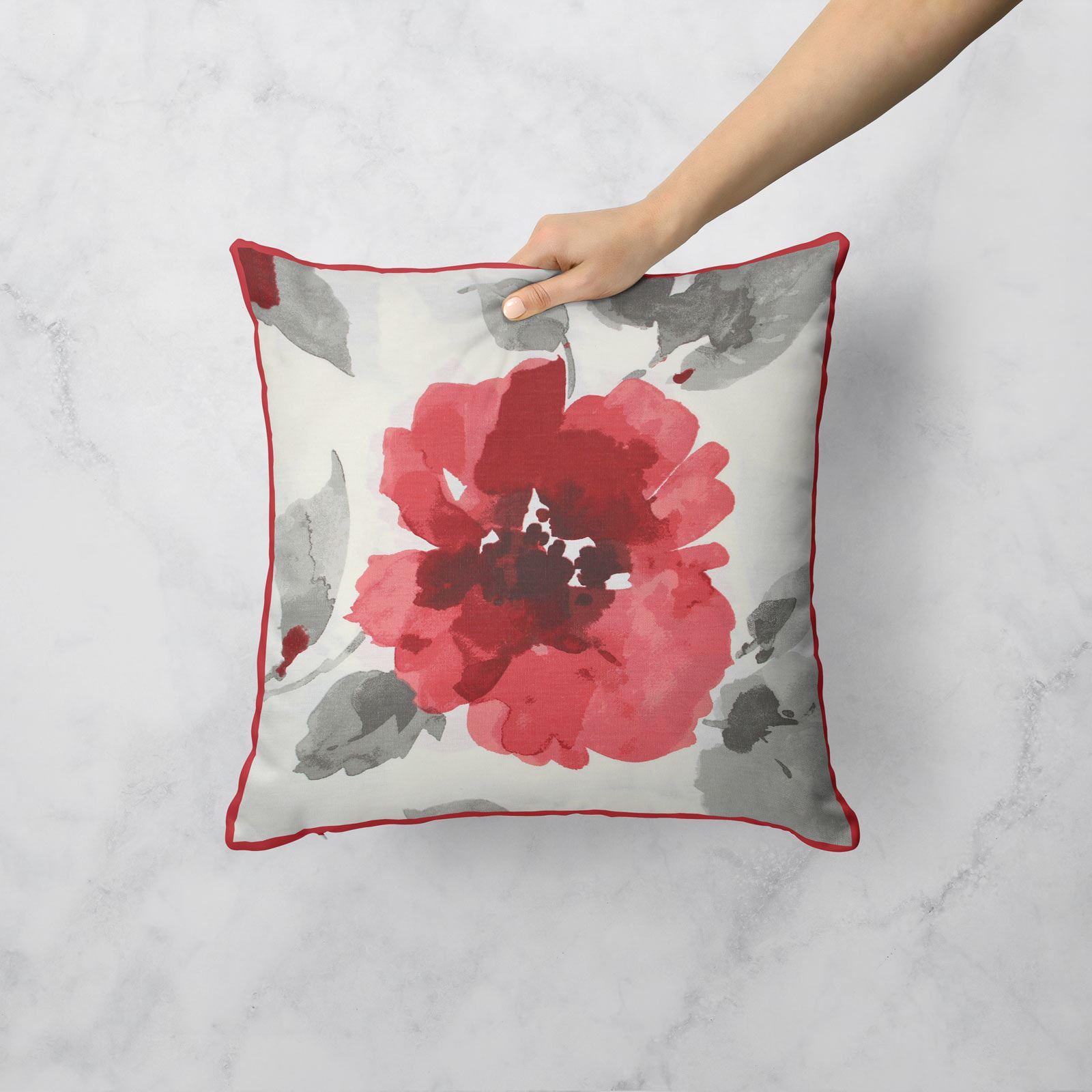 Vino-Tinto-Cushion-Covers-Coleccion-17-034-18-034-43cm-45cm-Cubierta miniatura 12