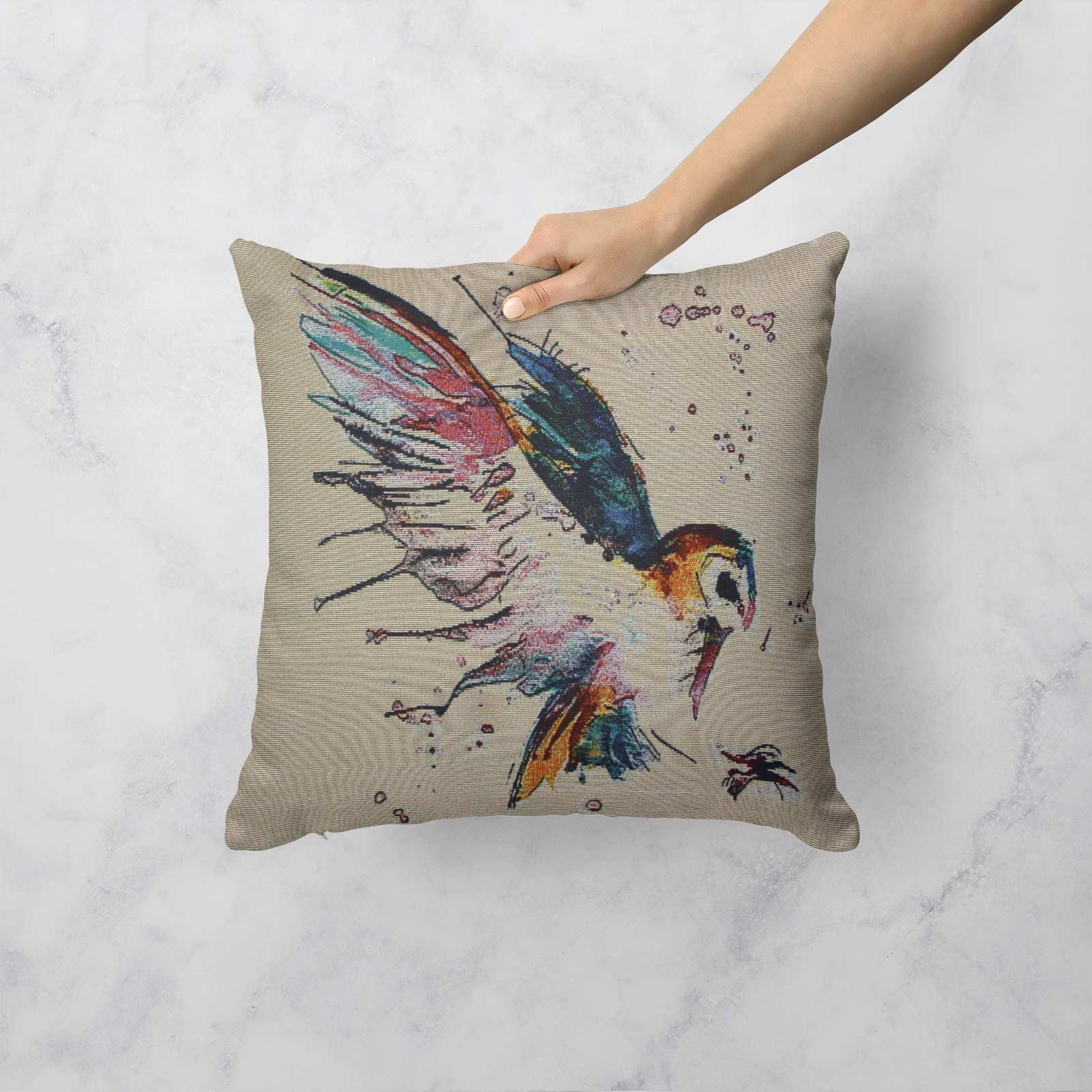 Tapestry-Cushion-Covers-Vintage-Pillow-Cover-Collection-18-034-45cm-Filled-Cushions thumbnail 5