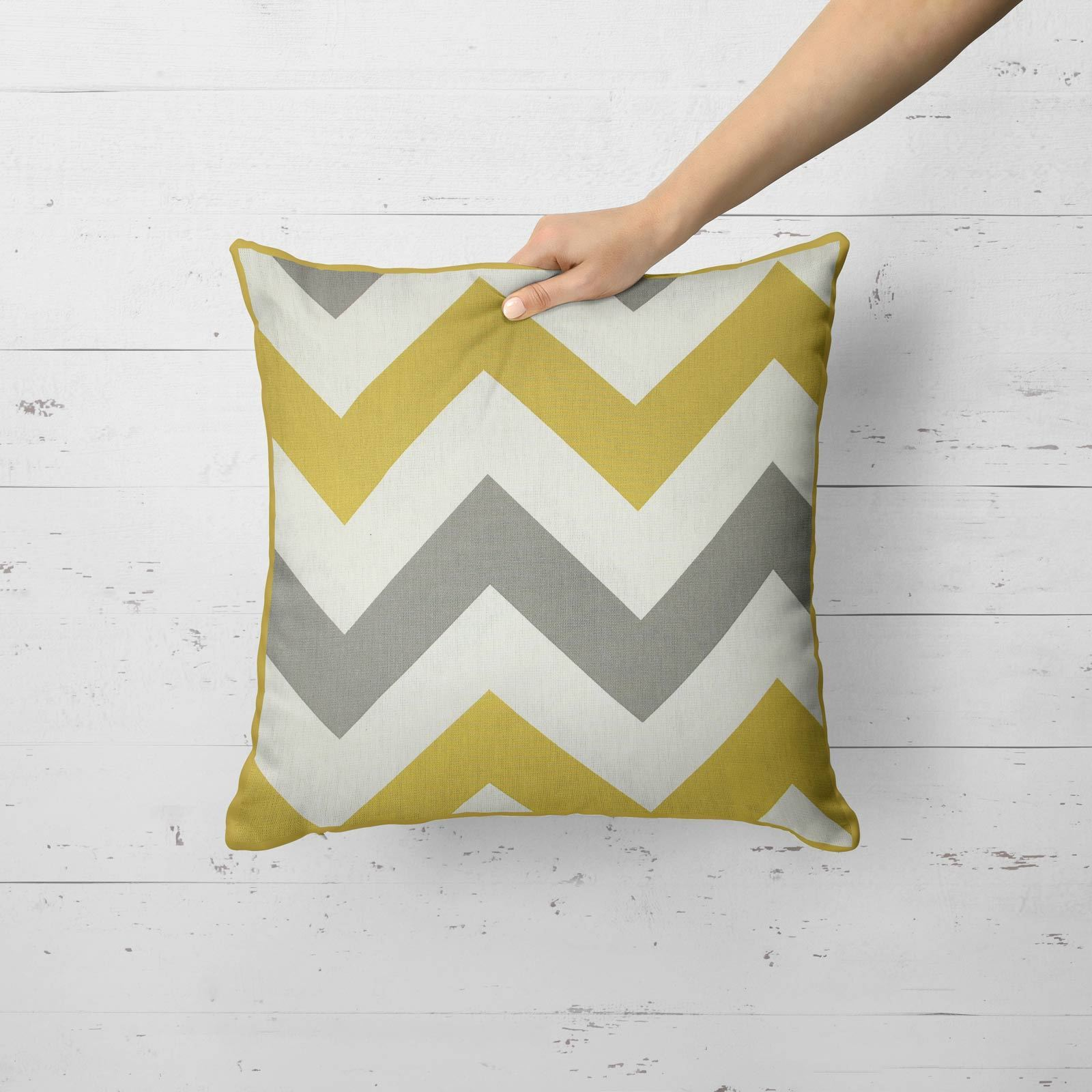 Grey-Ochre-Mustard-Cushion-Cover-Collection-17-034-18-034-Covers-Filled-Cushions thumbnail 54