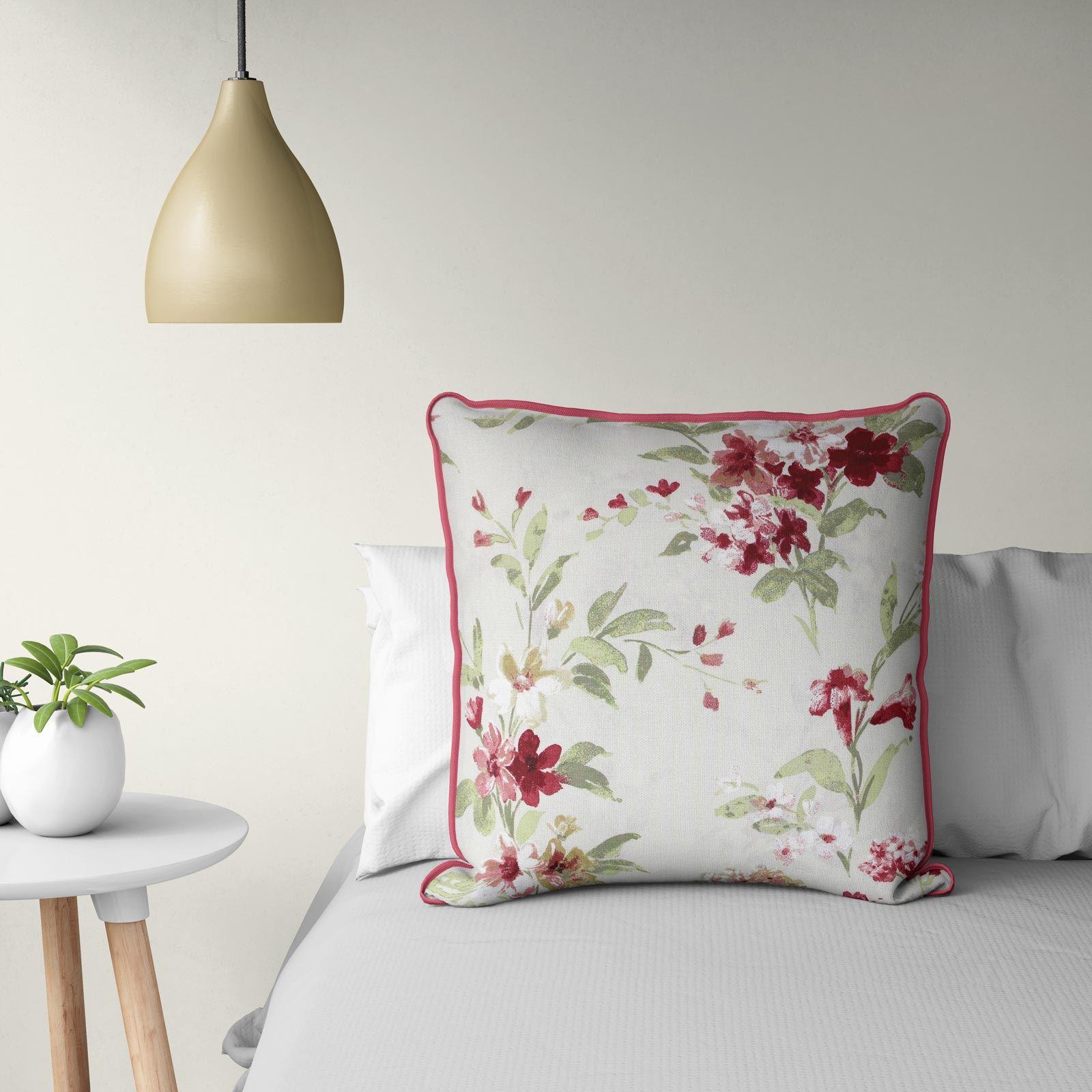 Vino-Tinto-Cushion-Covers-Coleccion-17-034-18-034-43cm-45cm-Cubierta miniatura 24