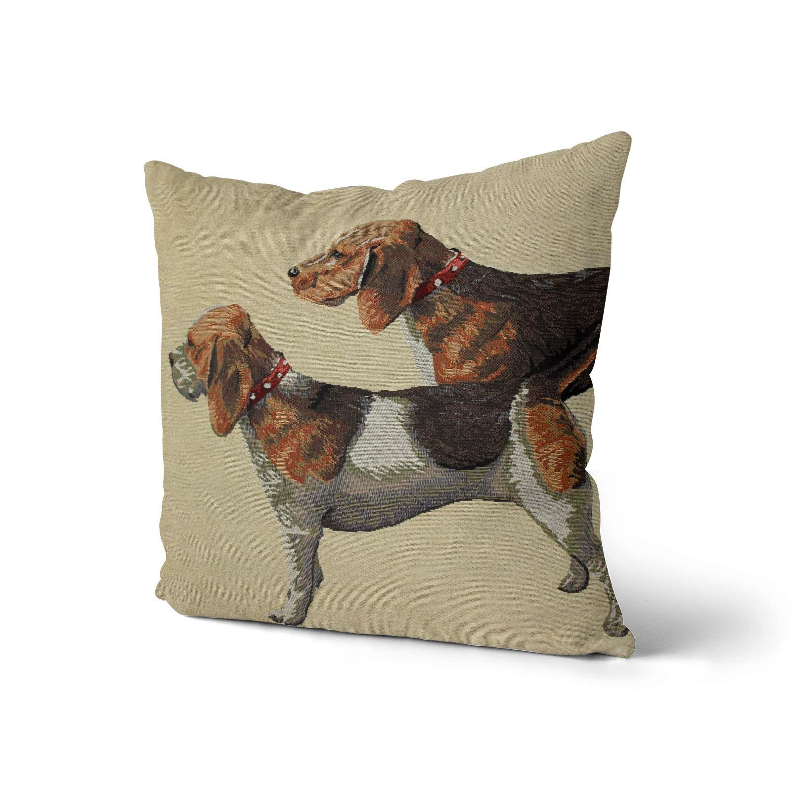 Tapestry-Cushion-Covers-Vintage-Pillow-Cover-Collection-18-034-45cm-Filled-Cushions thumbnail 79