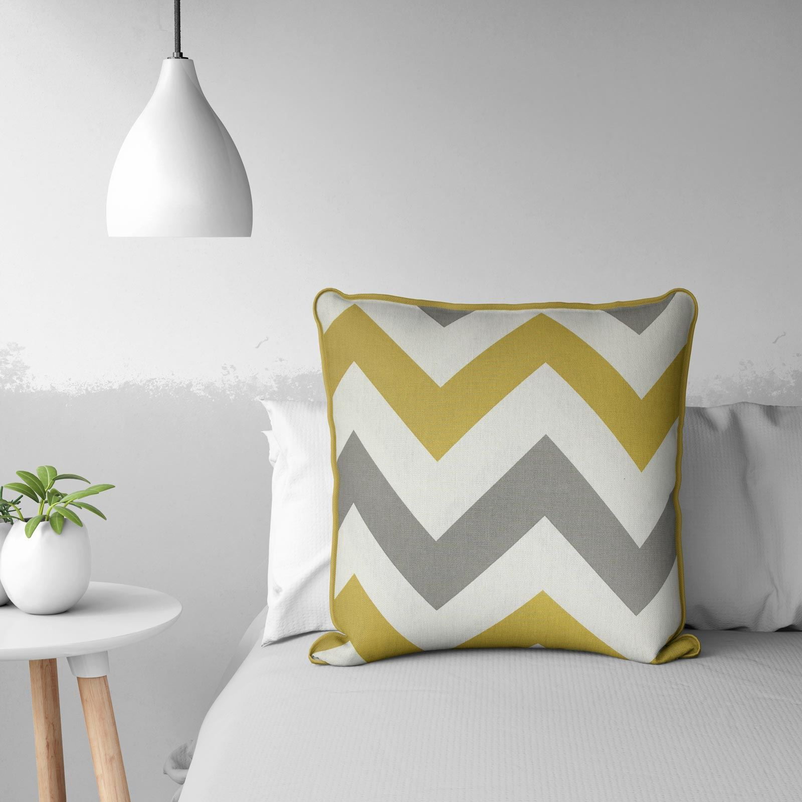 Grey-Ochre-Mustard-Cushion-Cover-Collection-17-034-18-034-Covers-Filled-Cushions thumbnail 55