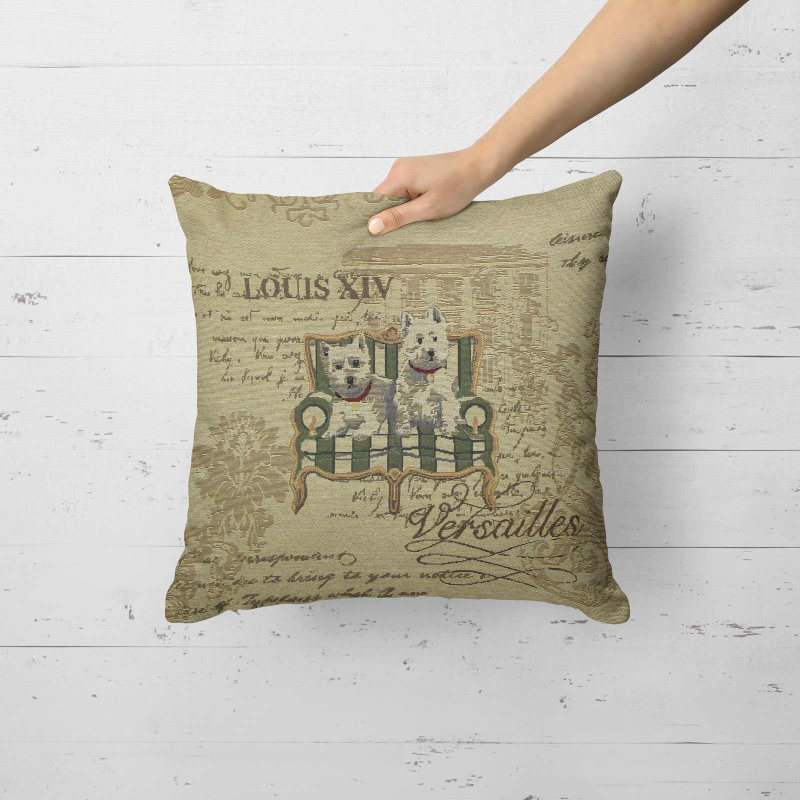Tapestry-Cushion-Covers-Vintage-Pillow-Cover-Collection-18-034-45cm-Filled-Cushions thumbnail 227
