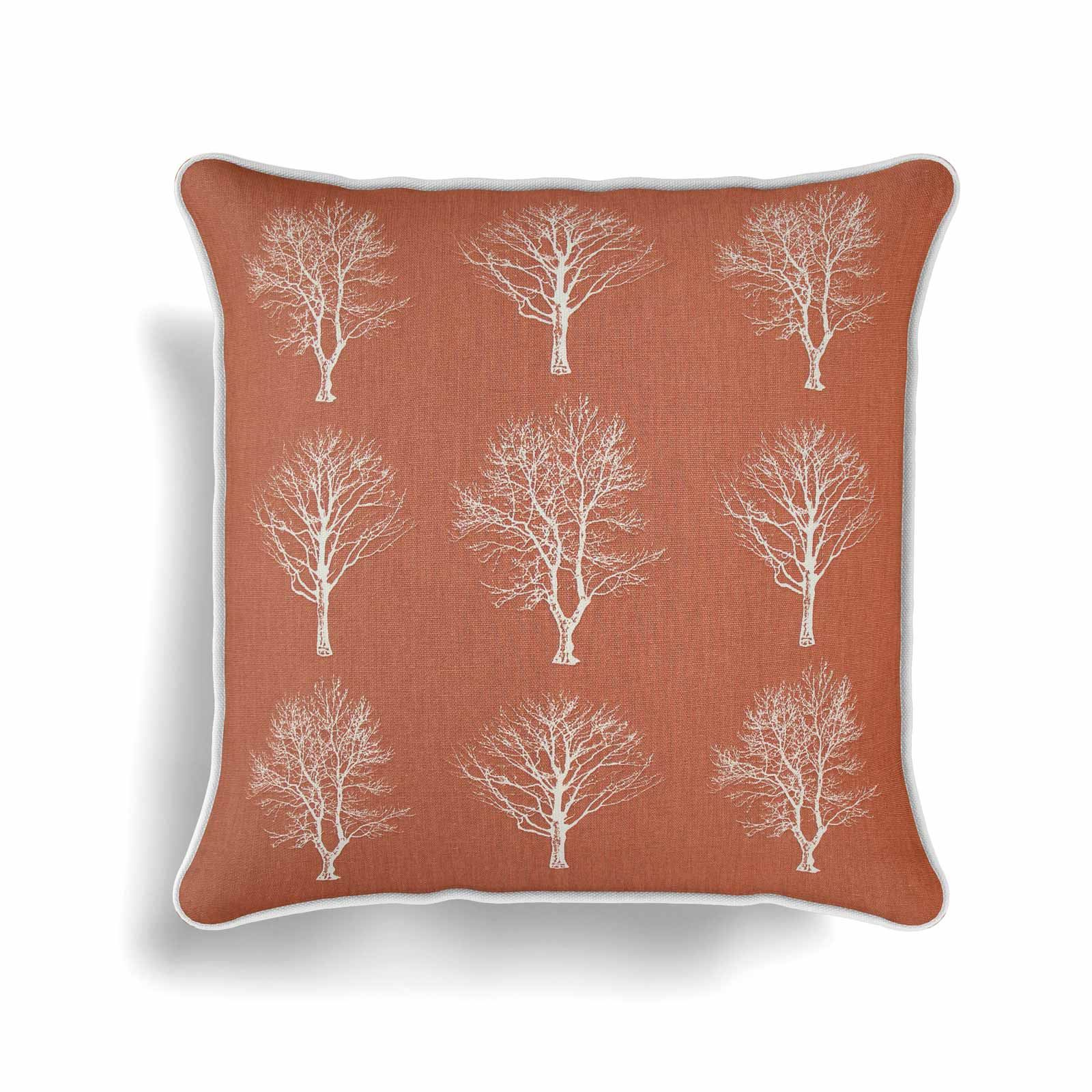 Woodland-Trees-Cushion-Cover-Modern-Reversible-Tree-Print-Covers-17-034-x-17-034 thumbnail 10