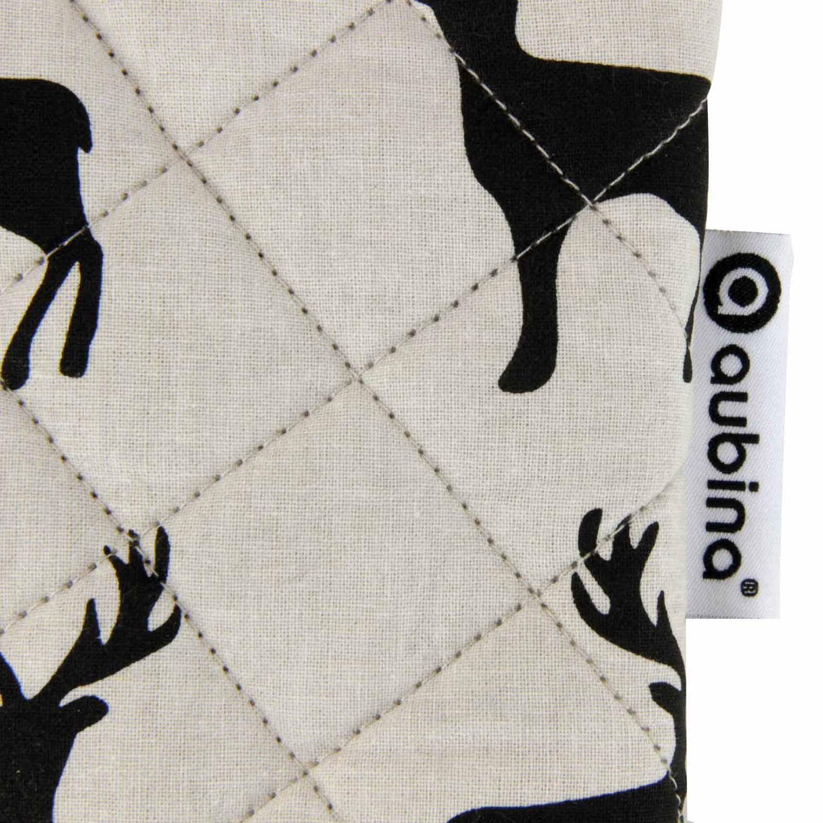 Four-Simple-Gants-100-Resistant-a-La-Chaleur-Coton-four-Gant-Moufles miniature 16