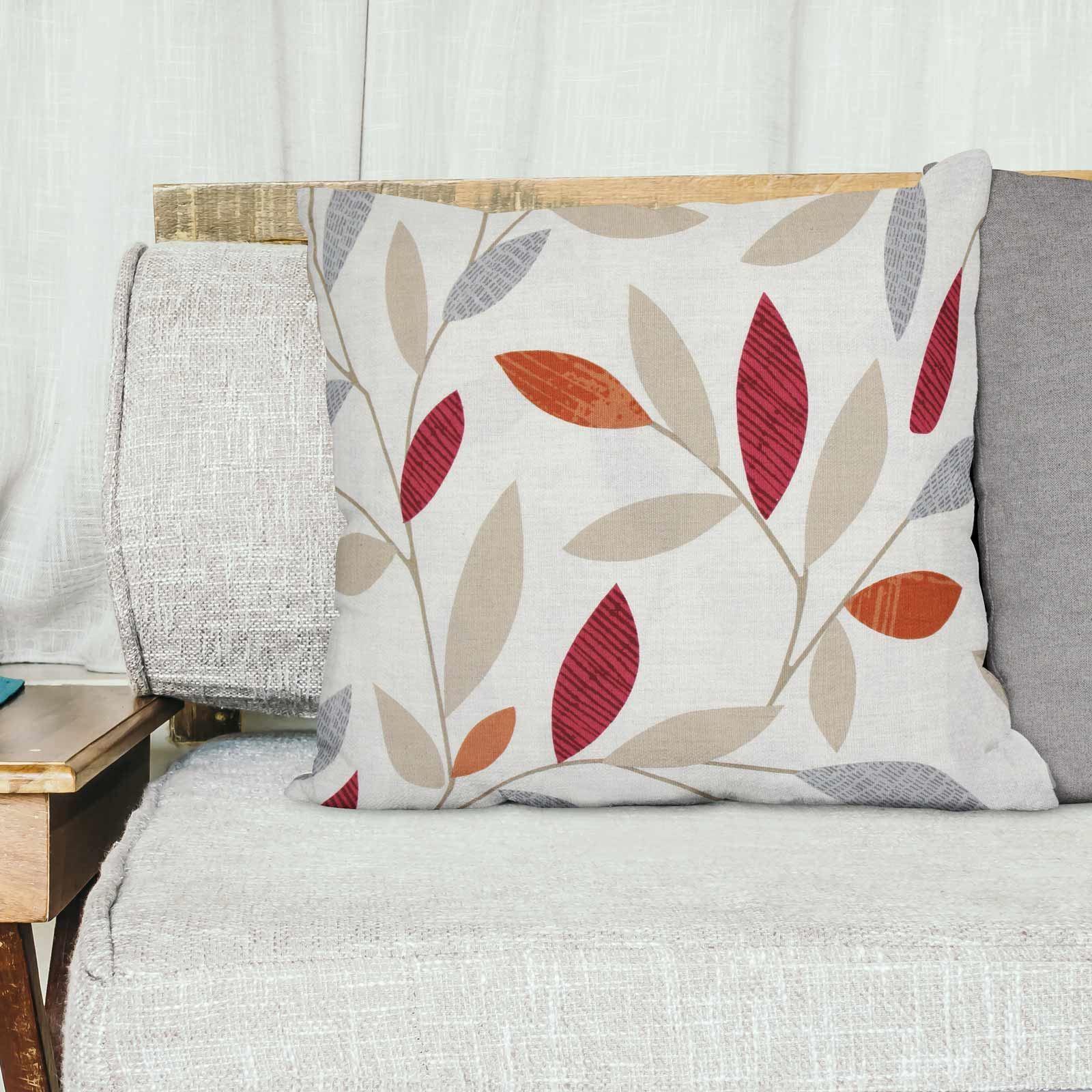 Vino-Tinto-Cushion-Covers-Coleccion-17-034-18-034-43cm-45cm-Cubierta miniatura 48