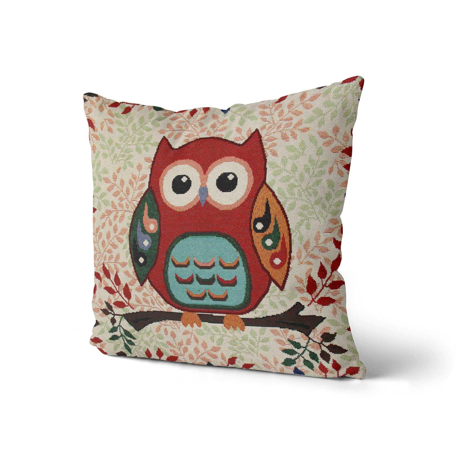 Tapestry-Cushion-Covers-Vintage-Pillow-Cover-Collection-18-034-45cm-Filled-Cushions thumbnail 211