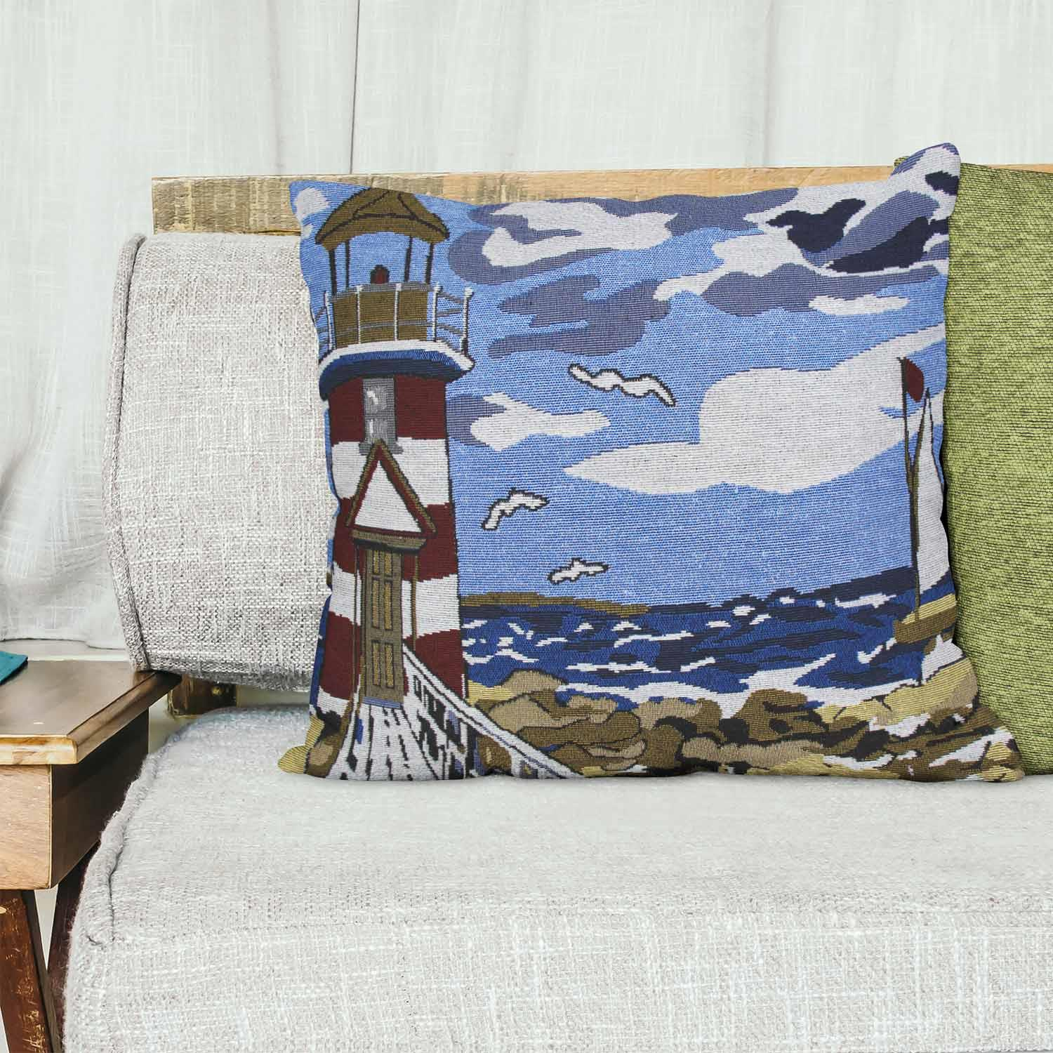 Tapestry-Cushion-Covers-Vintage-Pillow-Cover-Collection-18-034-45cm-Filled-Cushions thumbnail 188
