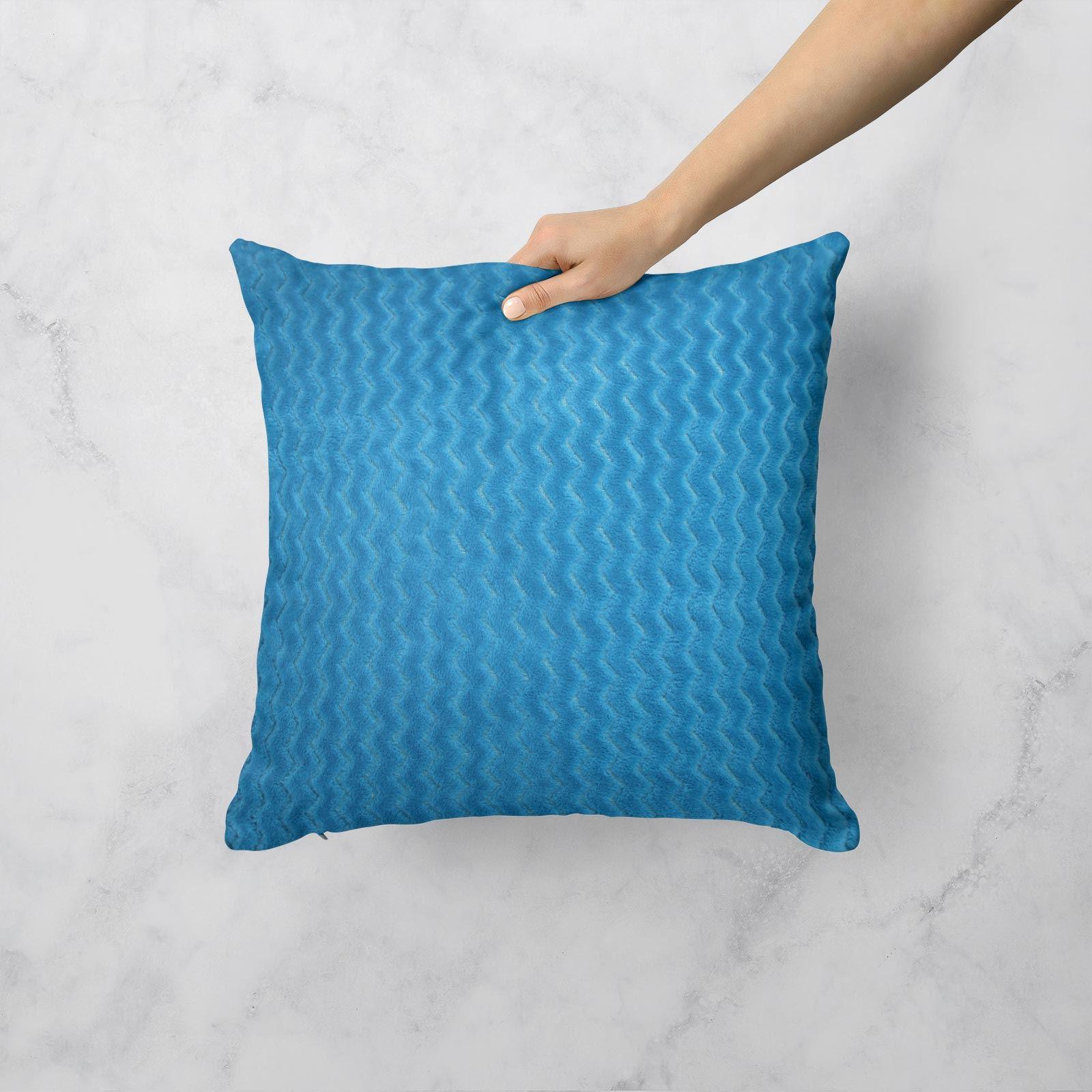 Teal-Blue-Duck-Egg-Cushion-Covers-18-034-x18-034-45cm-x-45cm-Luxury-Cover thumbnail 36