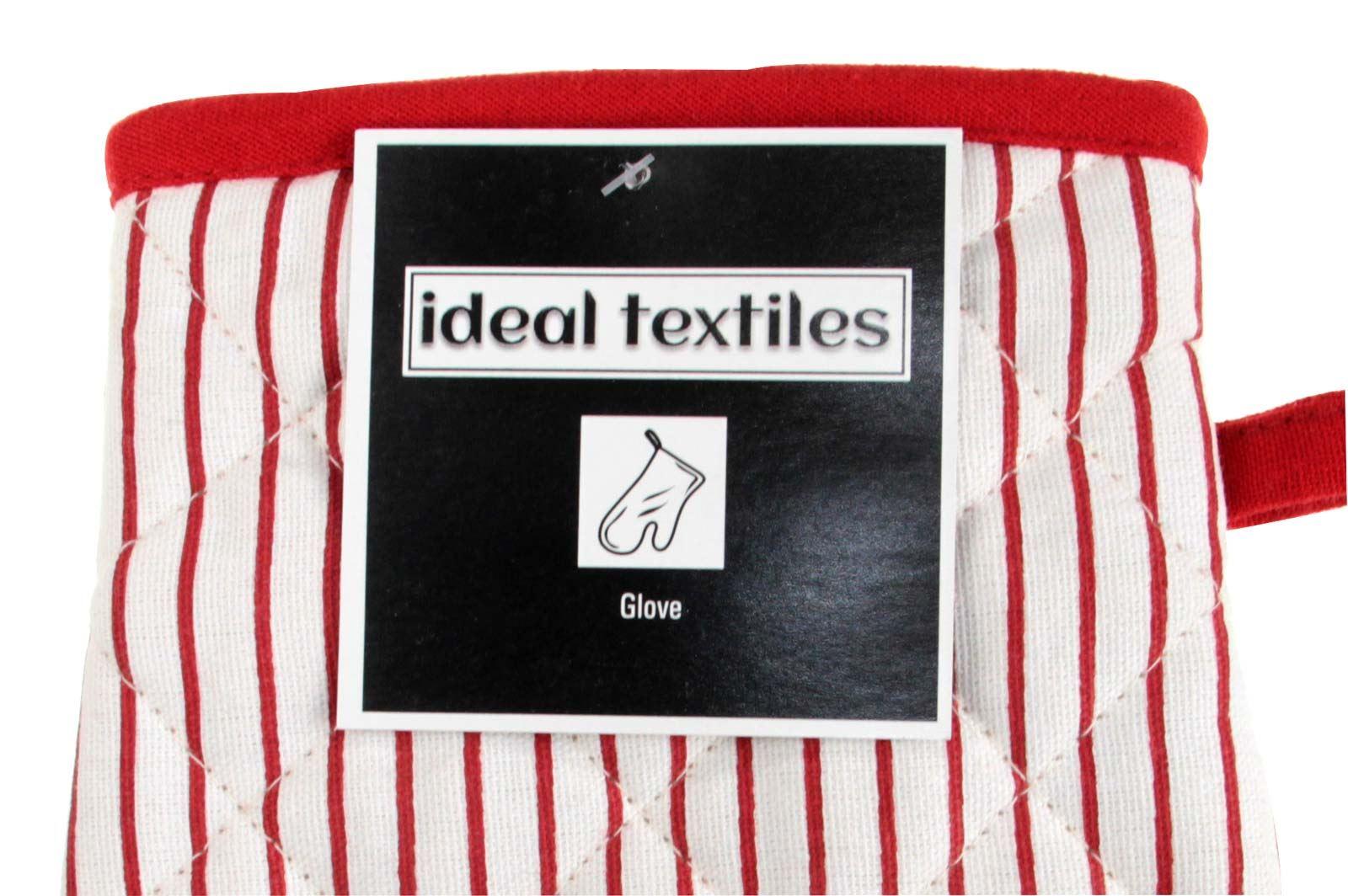 Four-Simple-Gants-100-Resistant-a-La-Chaleur-Coton-four-Gant-Moufles miniature 30
