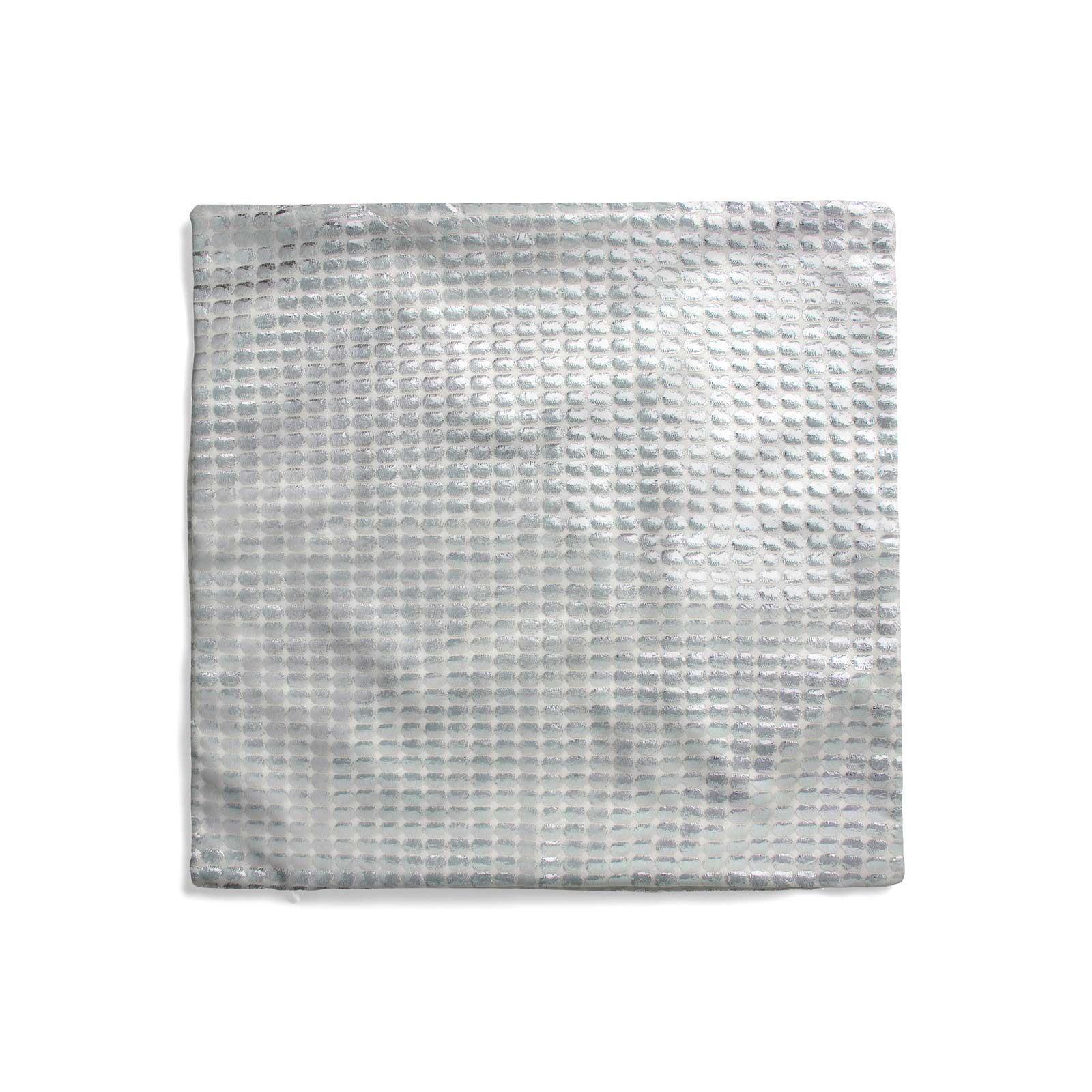 Impresion-de-lamina-metalica-Moderno-Funda-De-Cojin-Almohadon-cubiertas-de-cojines-18-034-X-18-034 miniatura 4