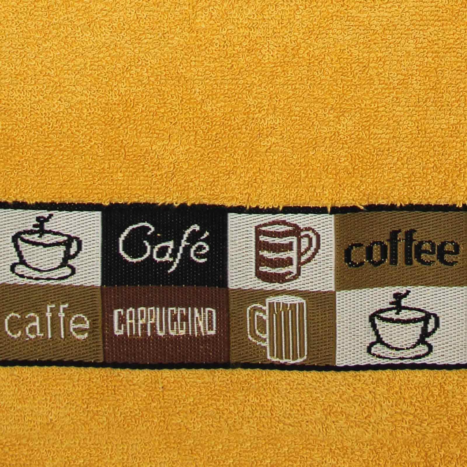 Envases-de-1-2-4-panos-de-cocina-100-Algodon-Terry-Toalla-de-secado-de-Cocina-Plato-Cafe-conjuntos miniatura 6