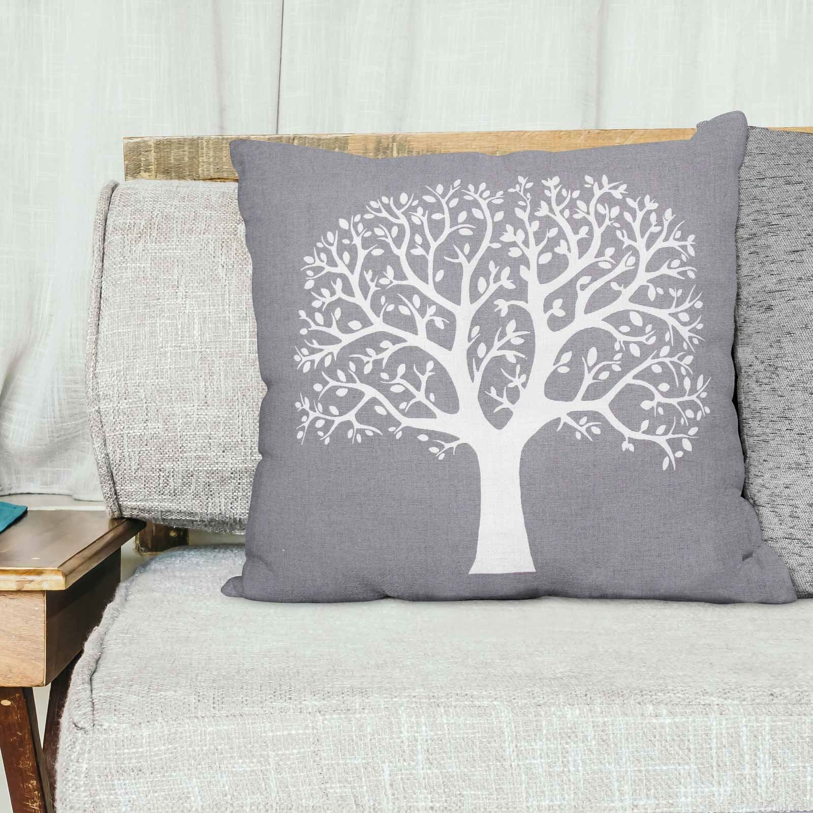 Grey-Ochre-Mustard-Cushion-Cover-Collection-17-034-18-034-Covers-Filled-Cushions thumbnail 61