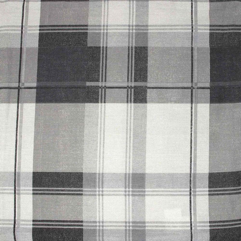 Balmoral Lined Eyelet Curtains Tartan Check Ready Made