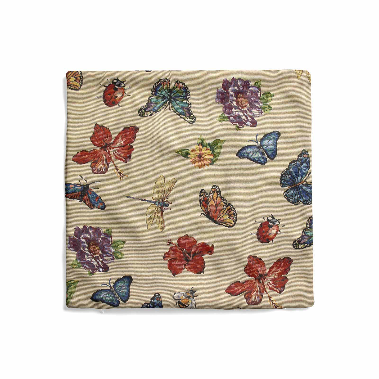 Tapestry-Cushion-Covers-Vintage-Pillow-Cover-Collection-18-034-45cm-Filled-Cushions thumbnail 108