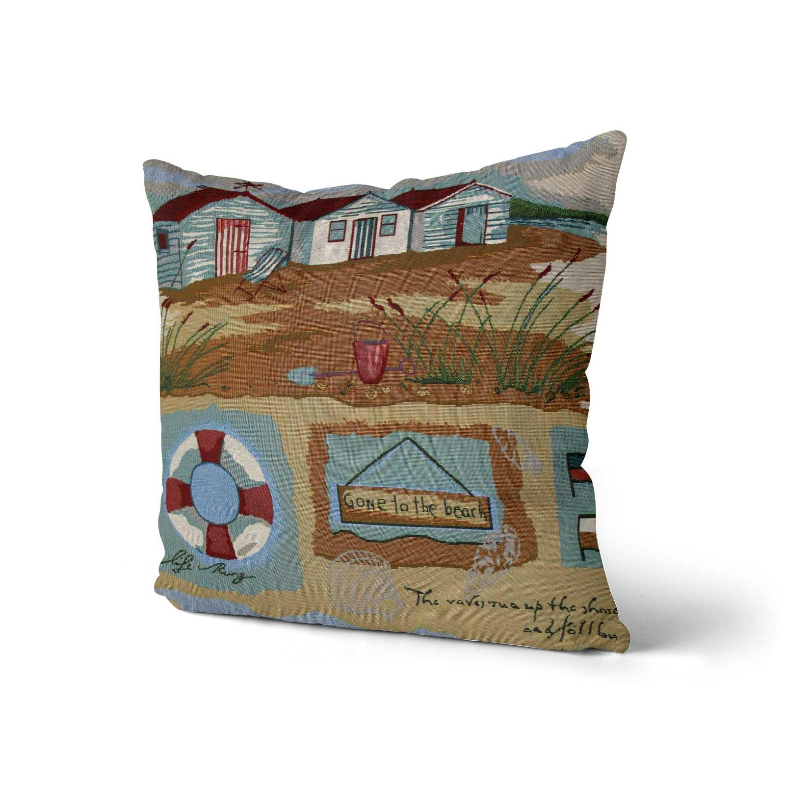 Tapestry-Cushion-Covers-Vintage-Pillow-Cover-Collection-18-034-45cm-Filled-Cushions thumbnail 59