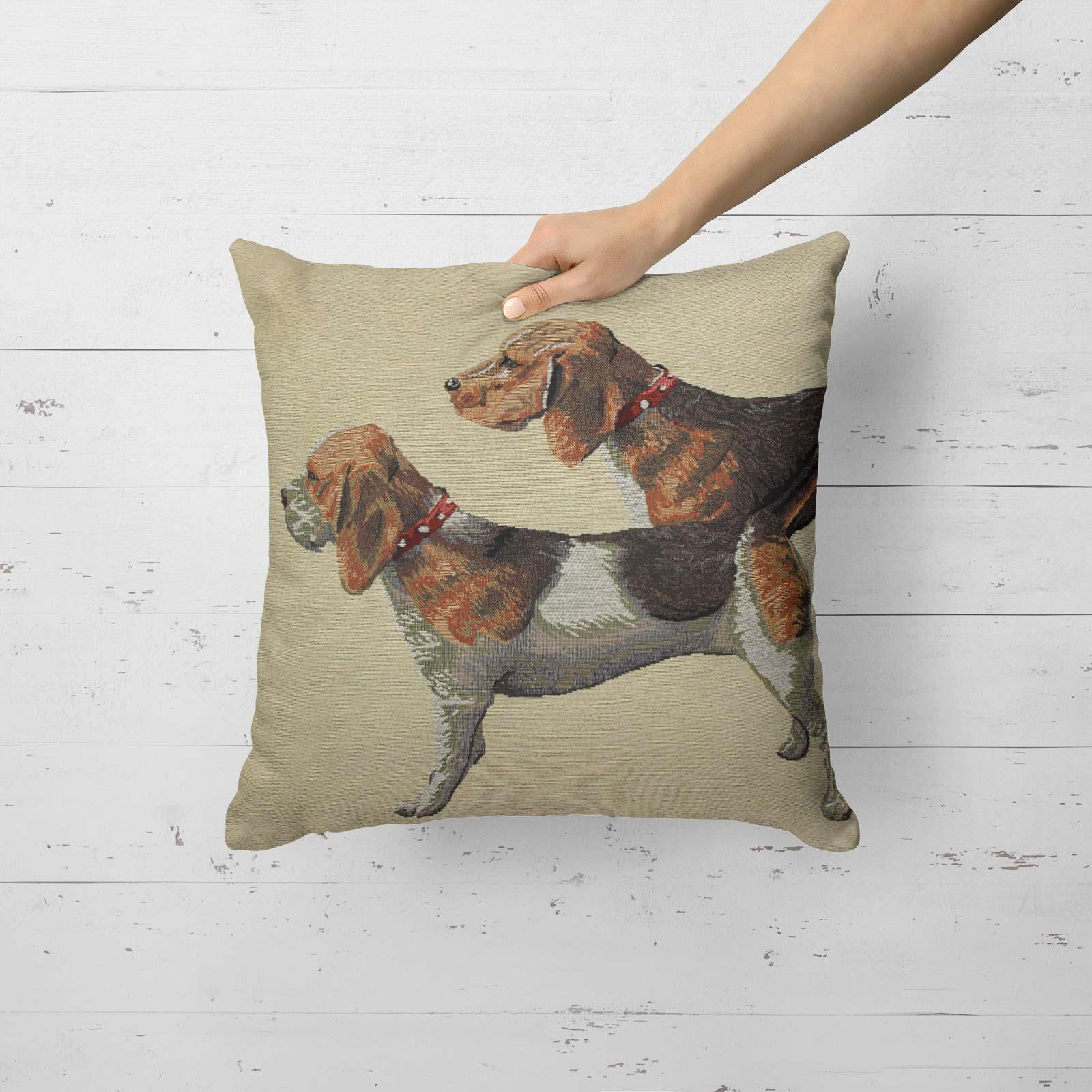 Tapestry-Cushion-Covers-Vintage-Pillow-Cover-Collection-18-034-45cm-Filled-Cushions thumbnail 80