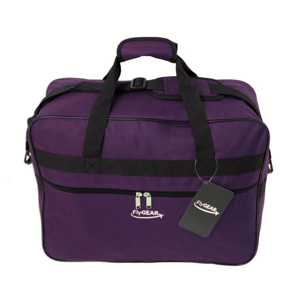 Large-Cabin-Flight-Sports-Gym-Fishing-Travel-Maternity-Carry-On-Holdall-Case-Bag thumbnail 14
