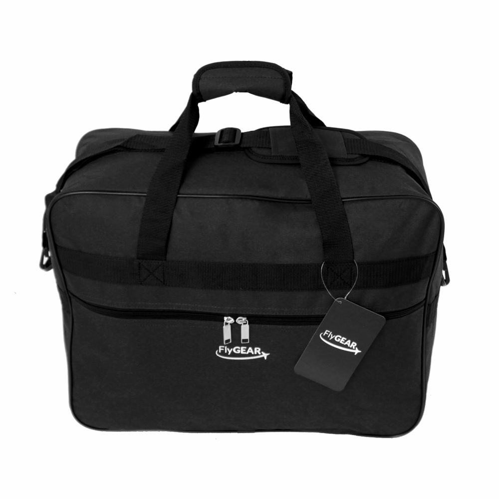 Large-Cabin-Flight-Sports-Gym-Fishing-Travel-Maternity-Carry-On-Holdall-Case-Bag thumbnail 3