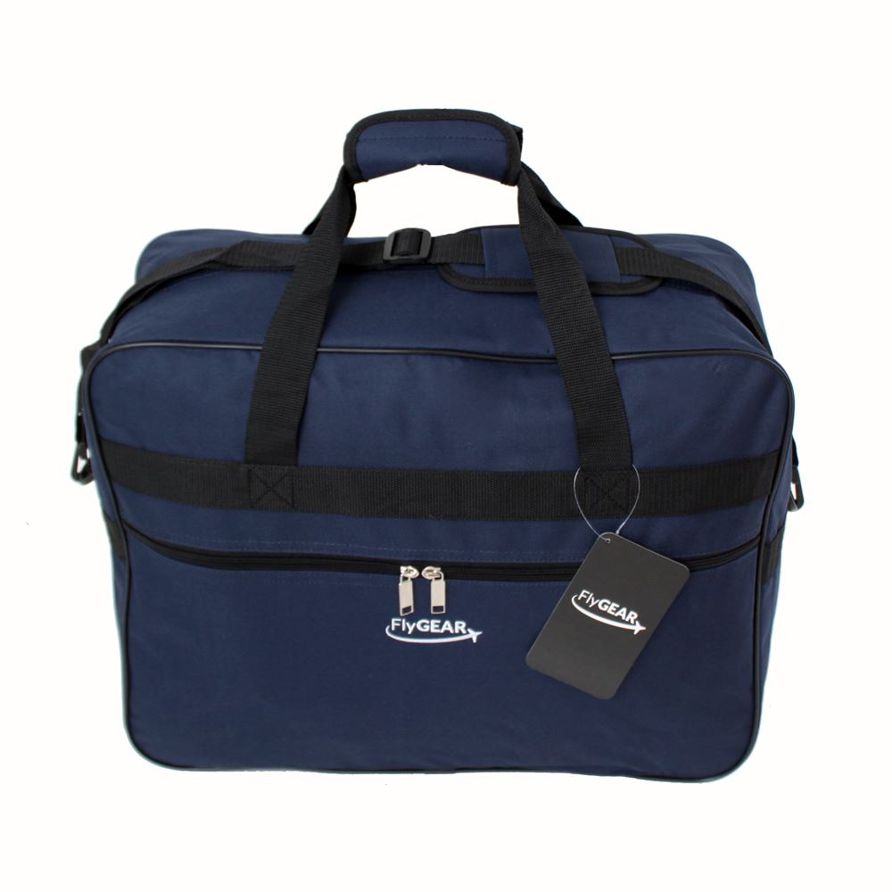 Large-Cabin-Flight-Sports-Gym-Fishing-Travel-Maternity-Carry-On-Holdall-Case-Bag thumbnail 9