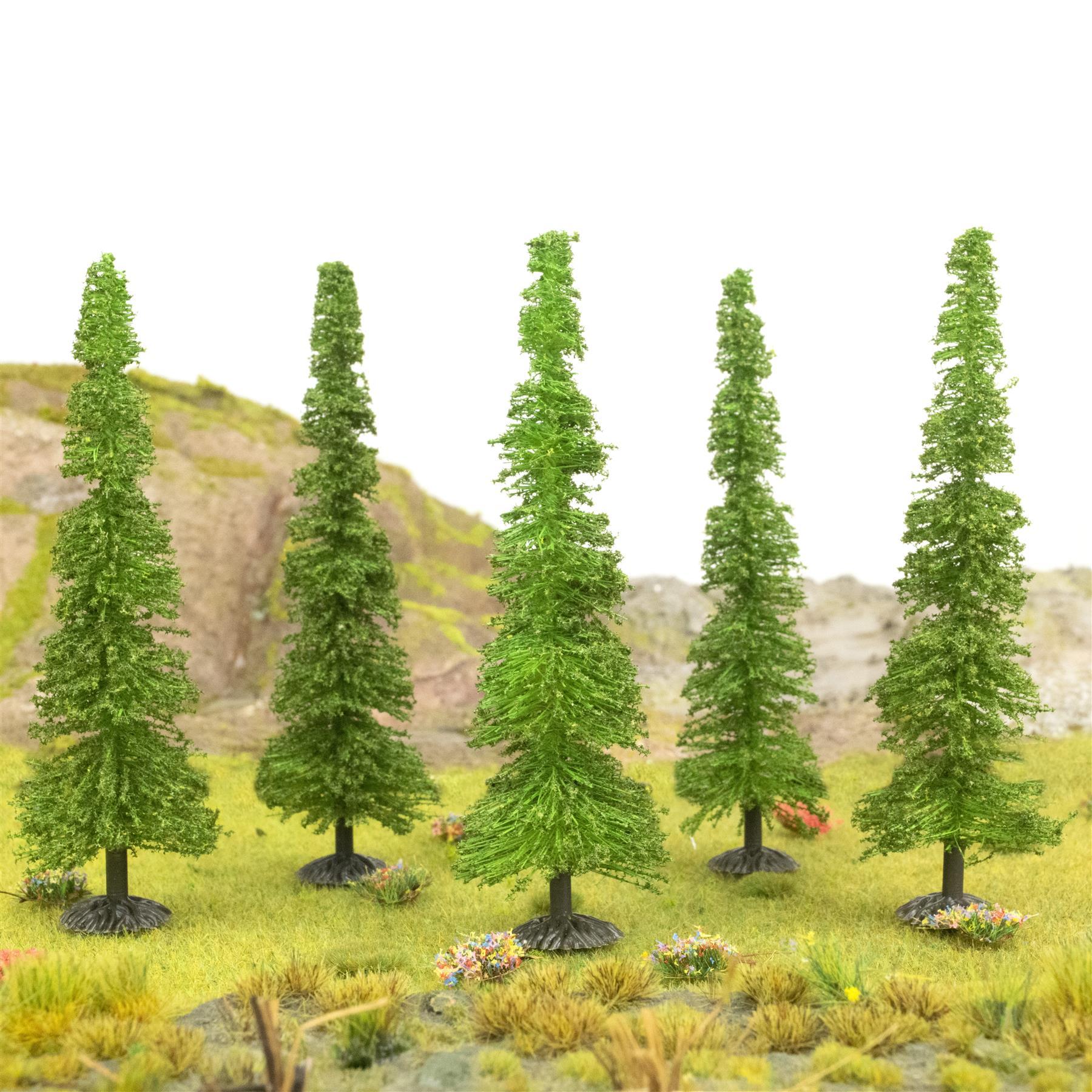 20 stück 1:100 Tannenbaum Landschaft Modellbaum Modell