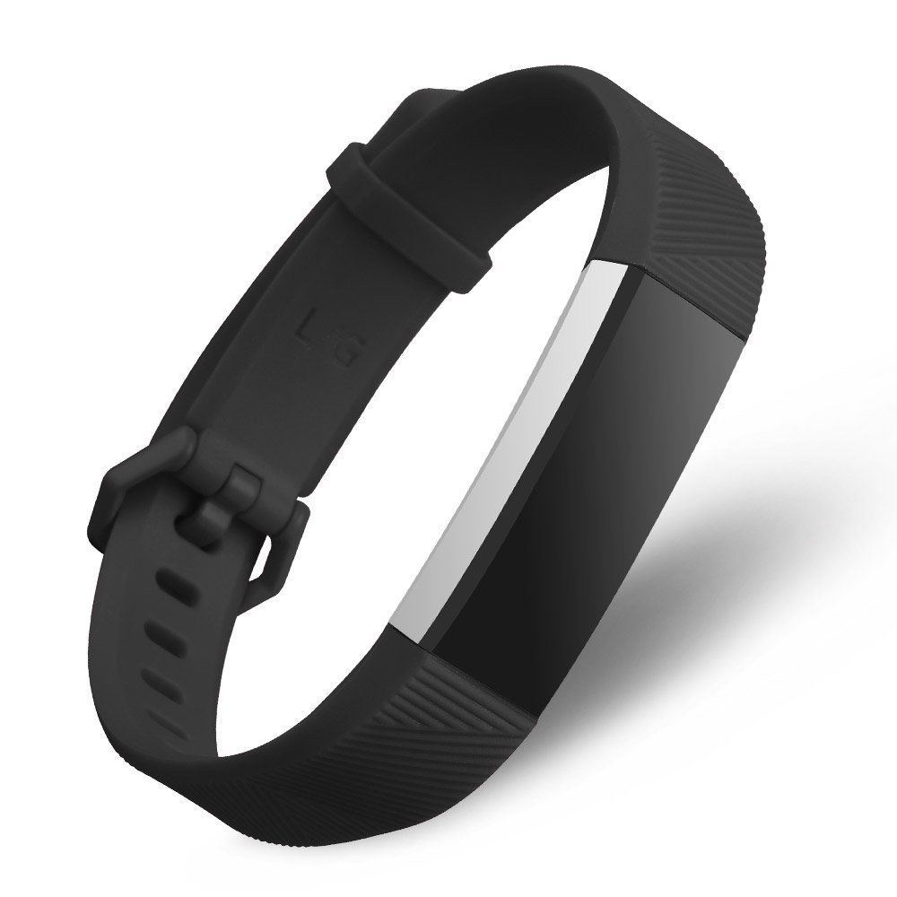 Replacement-Bracelet-Wristband-Strap-Wrist-Band-for-Fitbit-Alta-amp-Alta-HR-Buckle miniatura 3